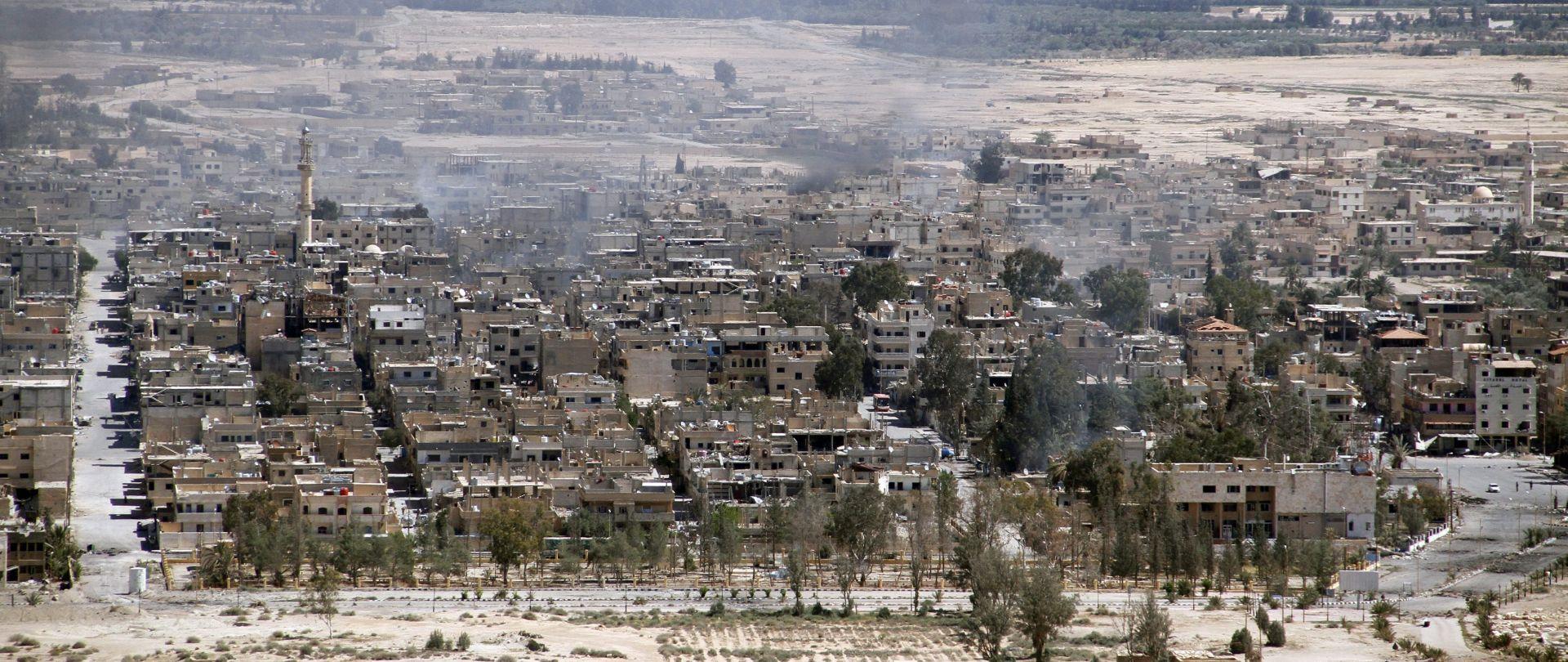 Ruski zračni napadi istjerali borce Islamske države iz Palmire