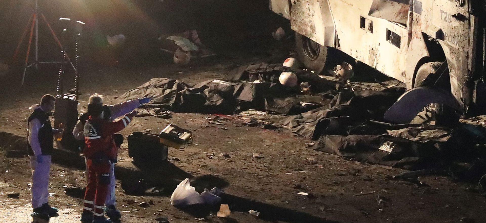 FOTO/VIDEO: ISTANBUL Dvije eksplozije ispred stadiona Bešiktaša, najmanje 13 mrtvih