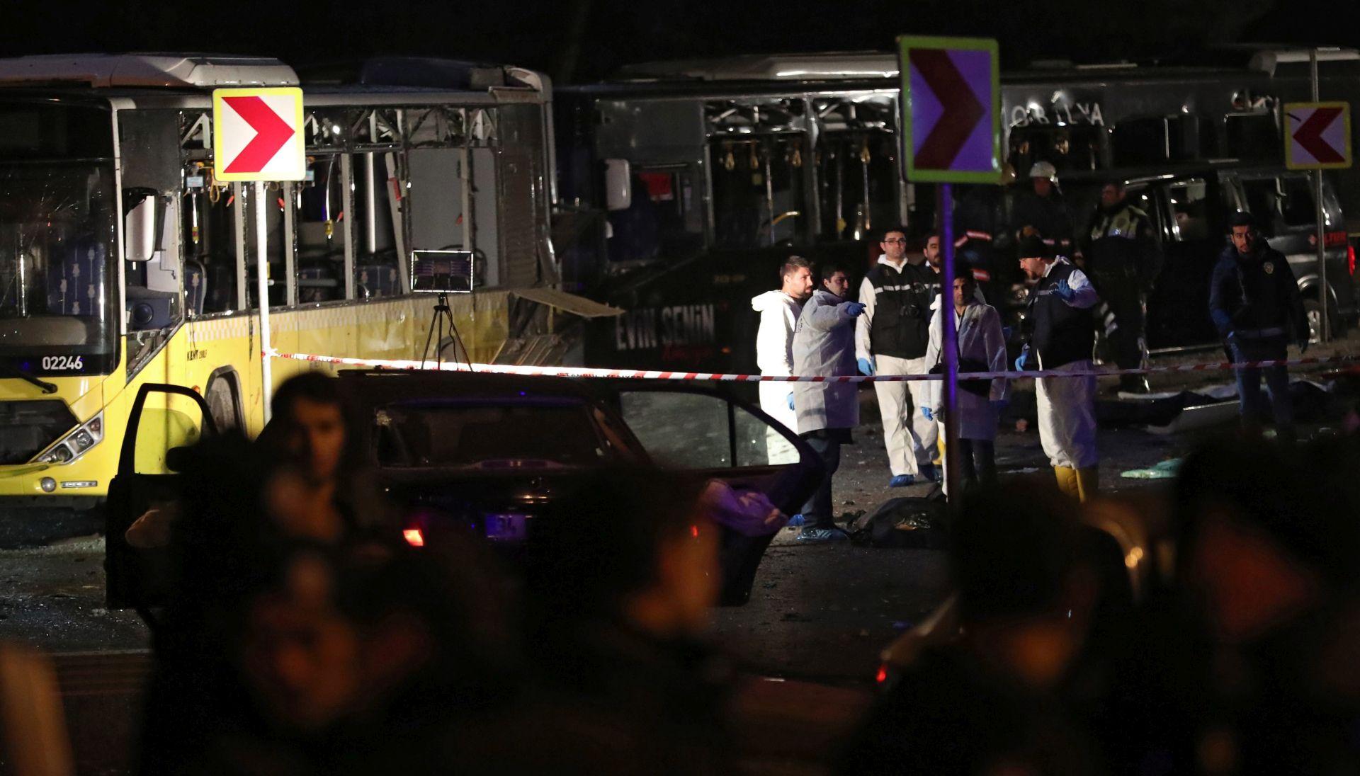 TURSKA Novi bombaški napad, najmanje 13 mrtvih