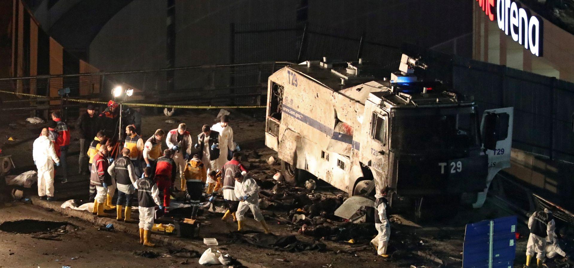 Kurdska militantna skupina TAK preuzela odgovornost za napade u Istanbulu