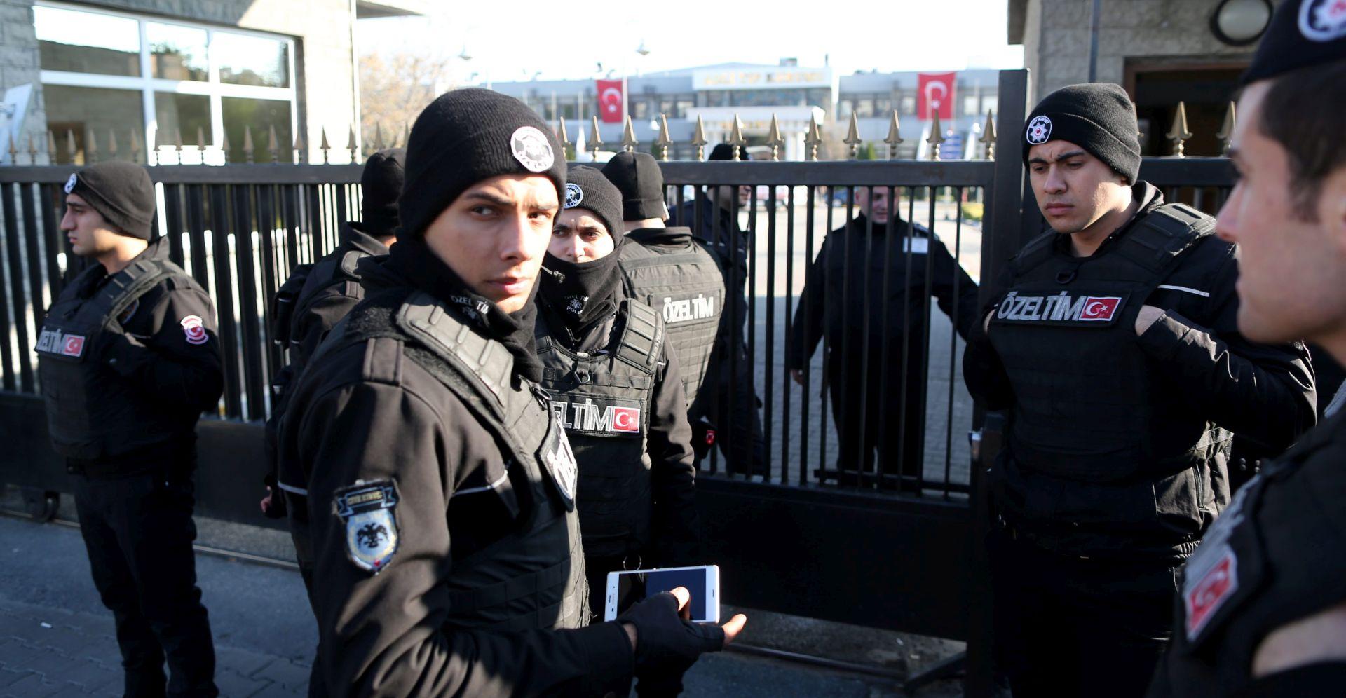 TURSKA Vlada sumnja na PKK, u napadu korišteno 300-400 kilograma eksploziva