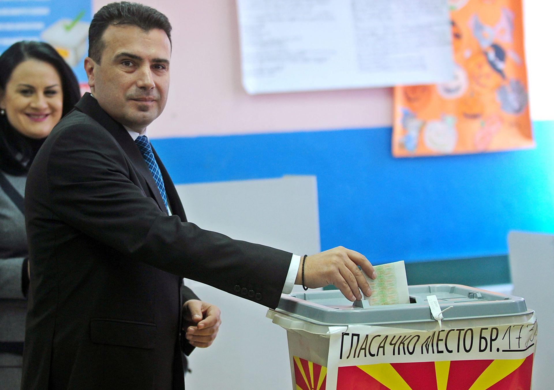 Makedonska vlada preživjela glasovanje o povjerenju