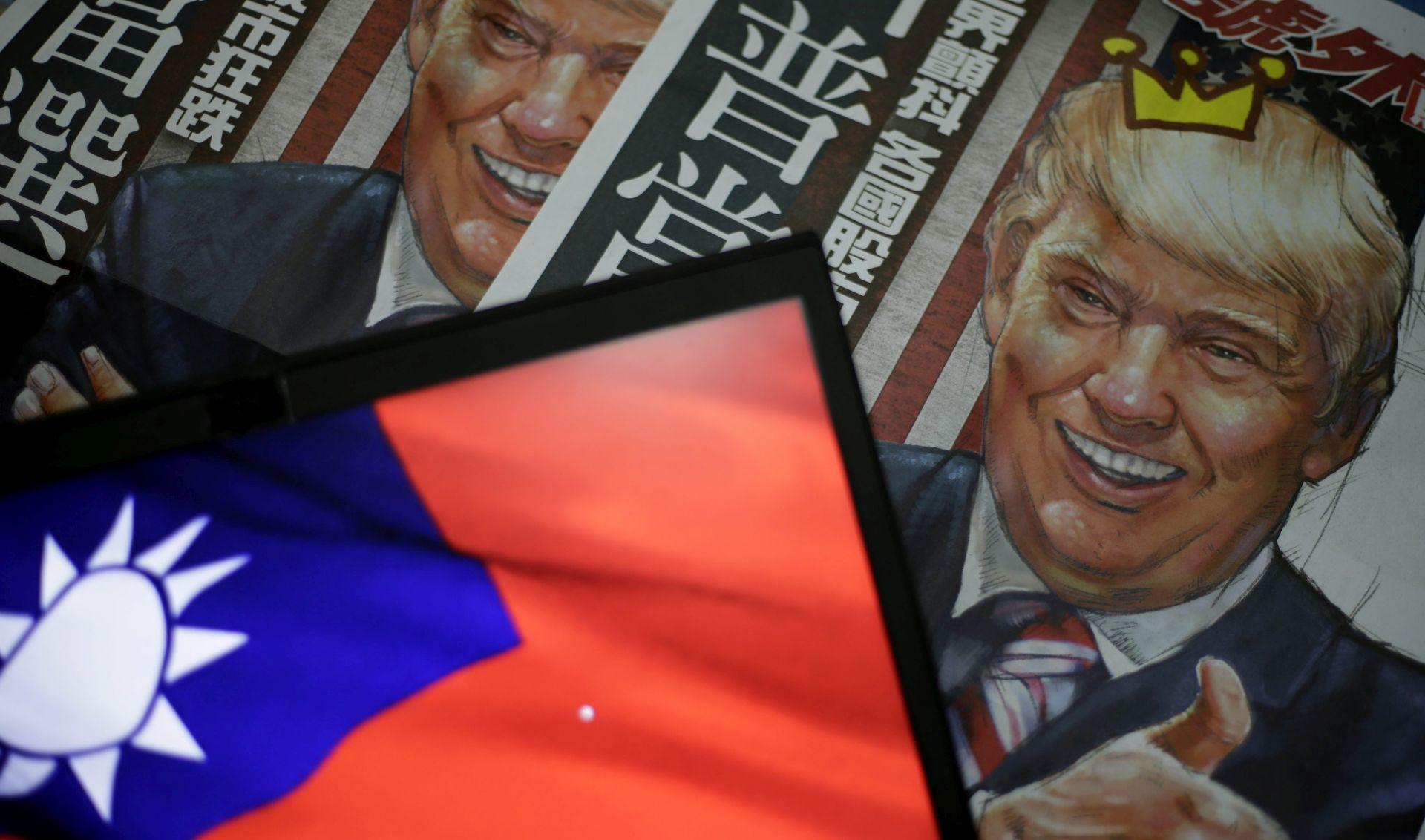 PEKING Potkopavanje načela 'jedinstvene Kine' utjecalo bi na mir i stabilnost