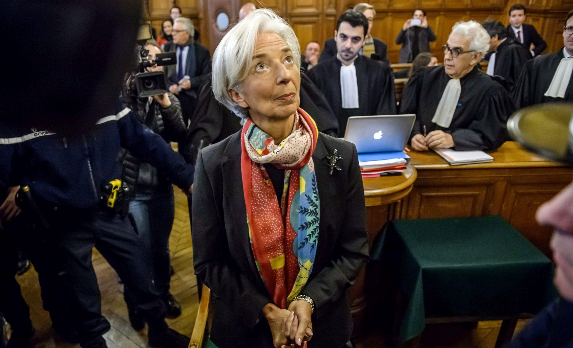 ŠEFICA MMF-A PROGLAŠENA KRIVOM Afera oko isplate 400 milijuna eura poduzetniku