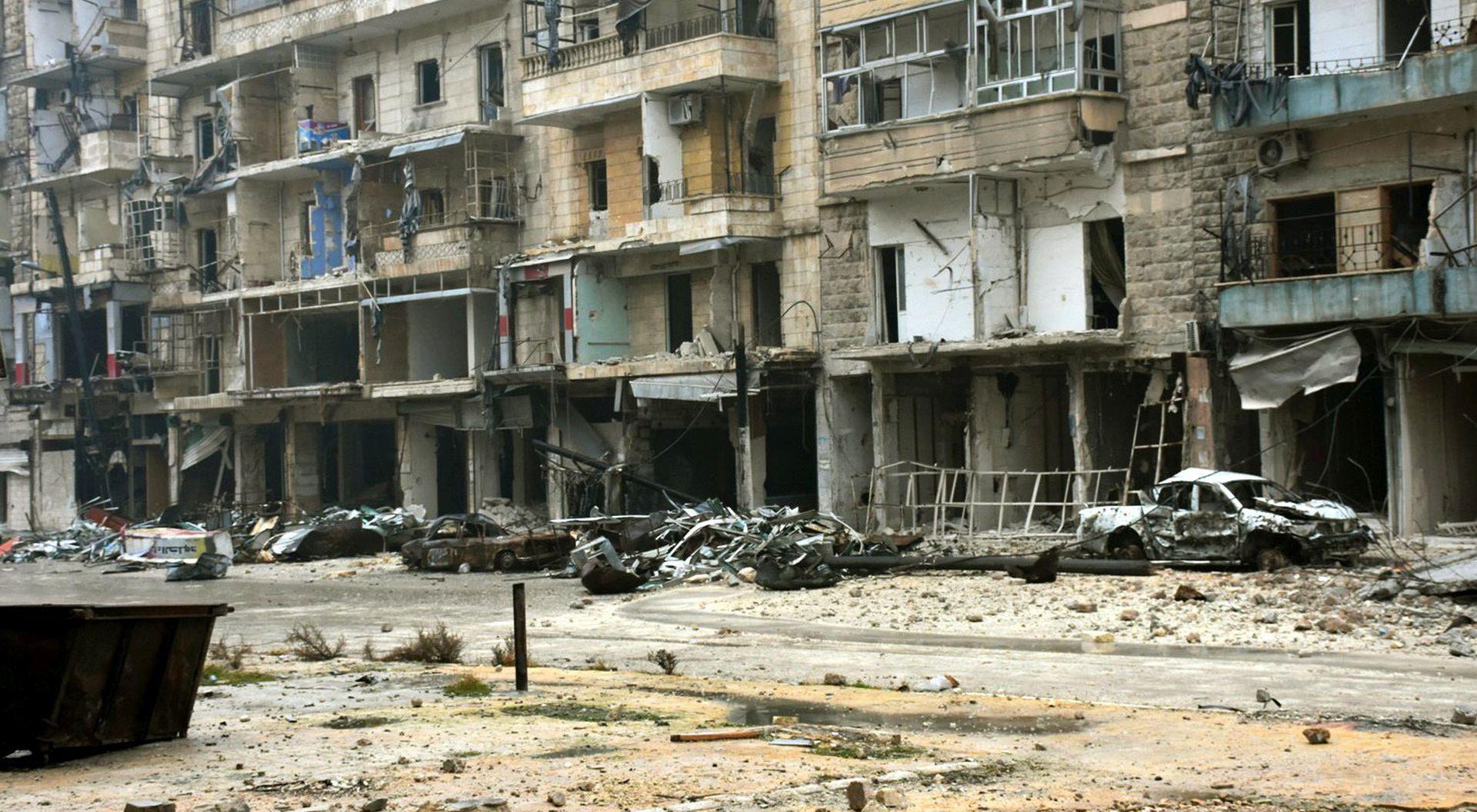 Bitka za Alep završava nakon nekoliko godina borbe