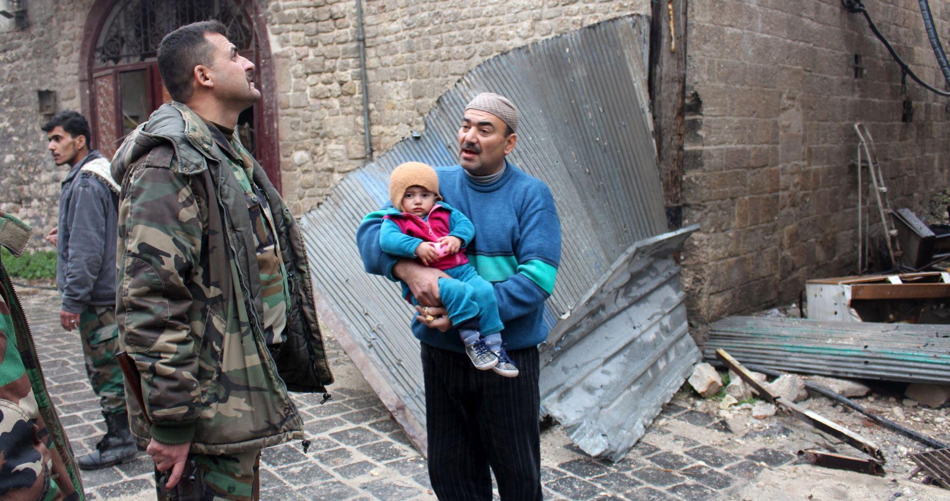 Lista stvari koje svaki građanin može učiniti i pomoći Alepu