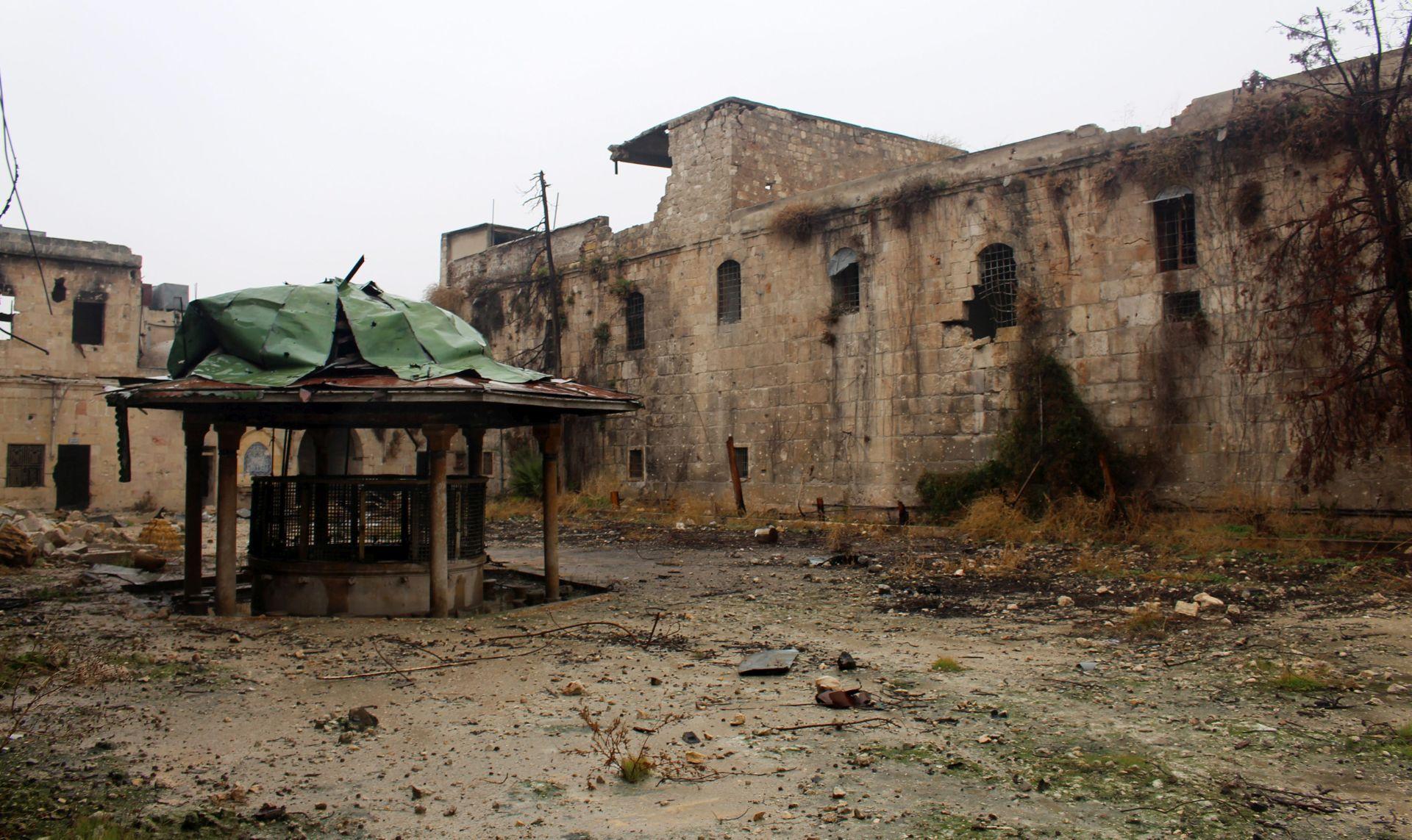 UJEDINJENI NARODI: 66.000 osoba raseljeno zbog borbi u pokrajini Alep