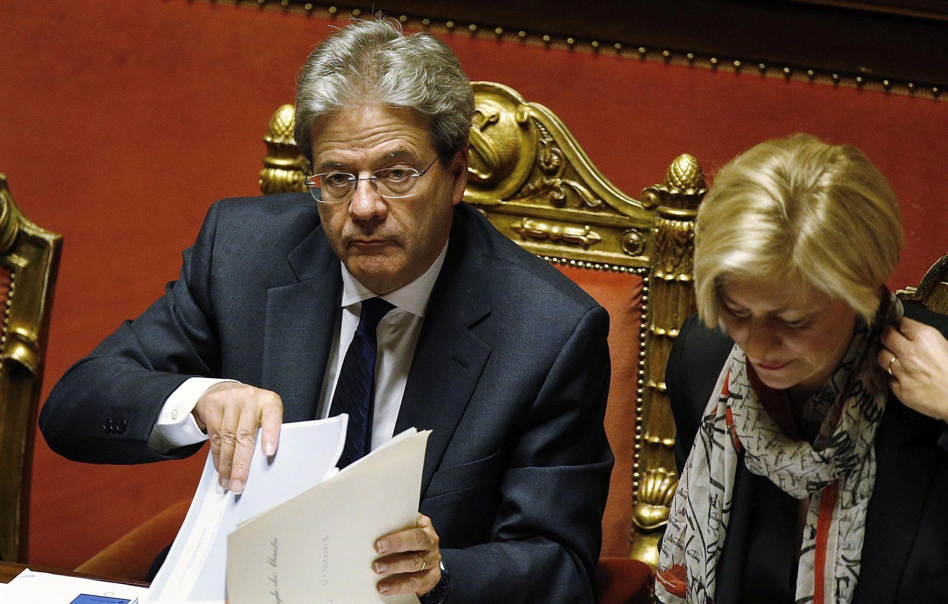 Talijanski premijer planira prebaciti vojsku iz Iraka u Niger