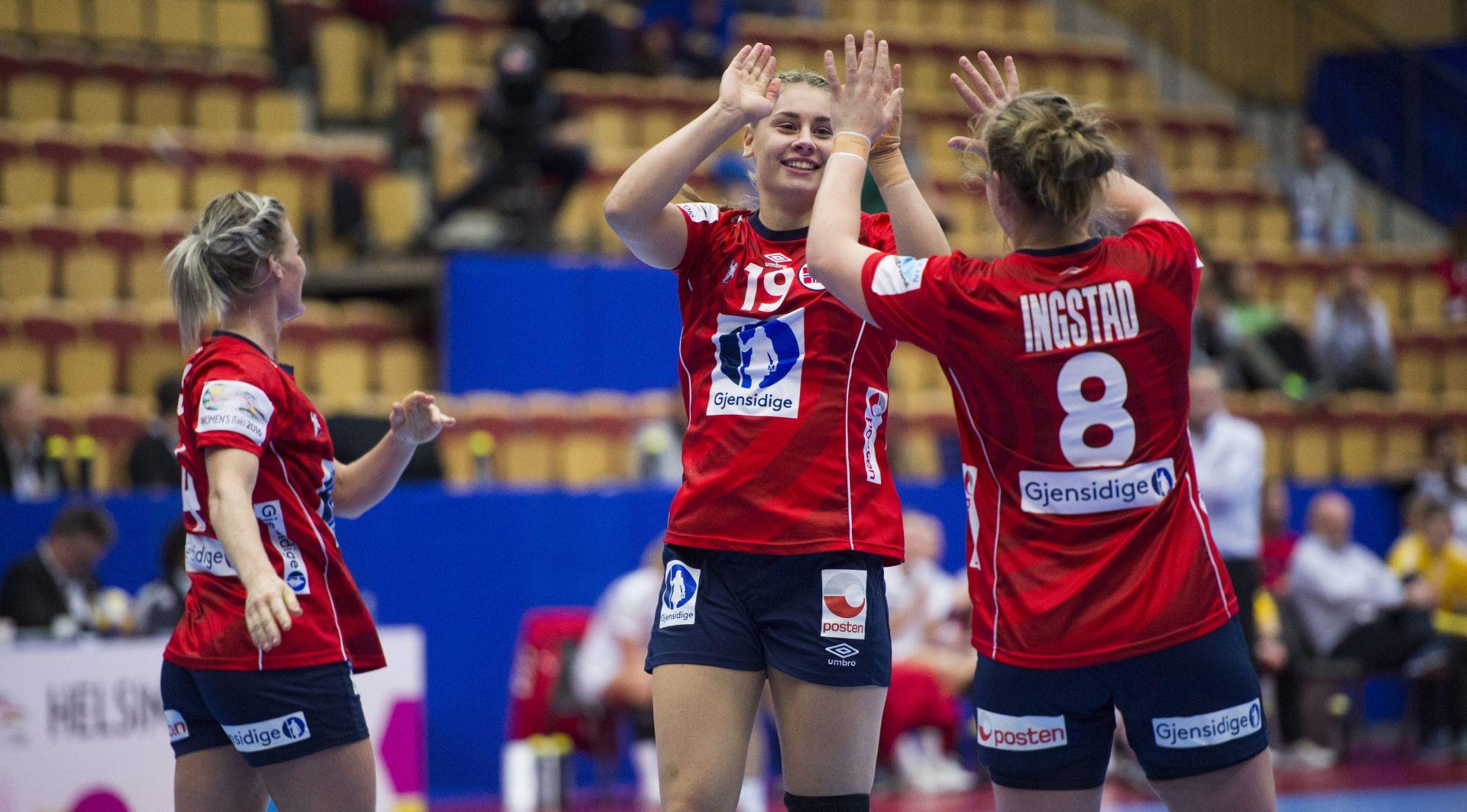 Norveške rukometašice prvakinje Europe