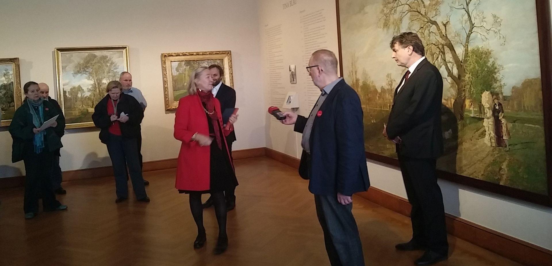 Izložba majstorskih djela Tine Blau u bečkom muzeju Belvedere