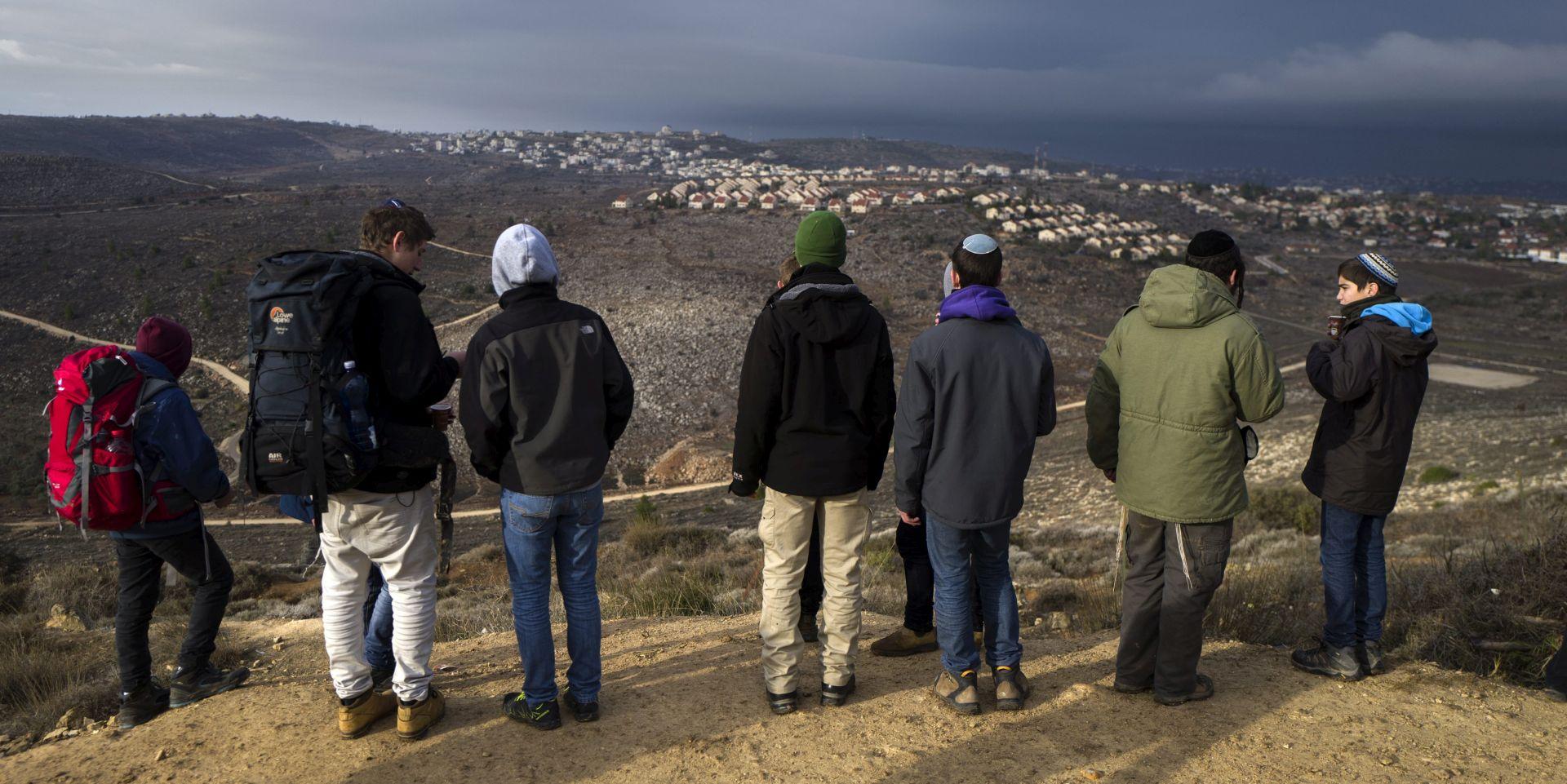 Židovski naseljenici na Zapadnoj obali pristali na iseljenje