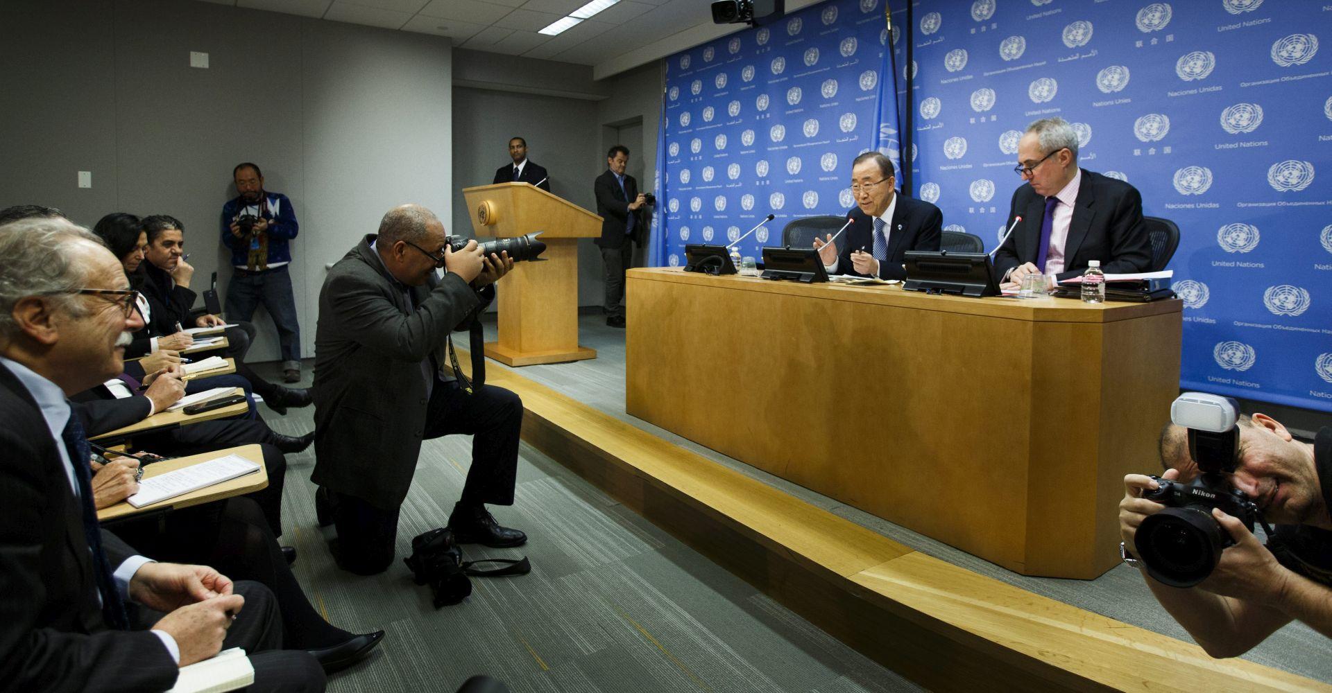 BAN KI-MOON: 'Osjećam se kao Pepeljuga'