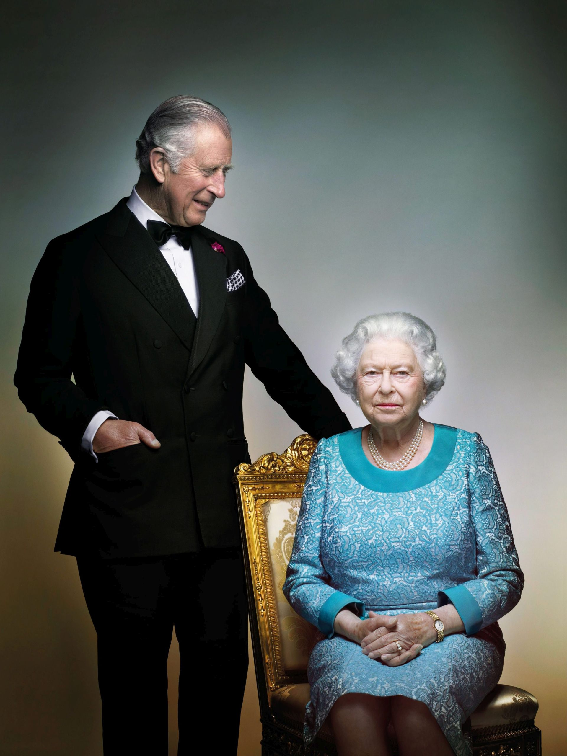 Objavljen Elizabetin portret u povodu 90. rođendana