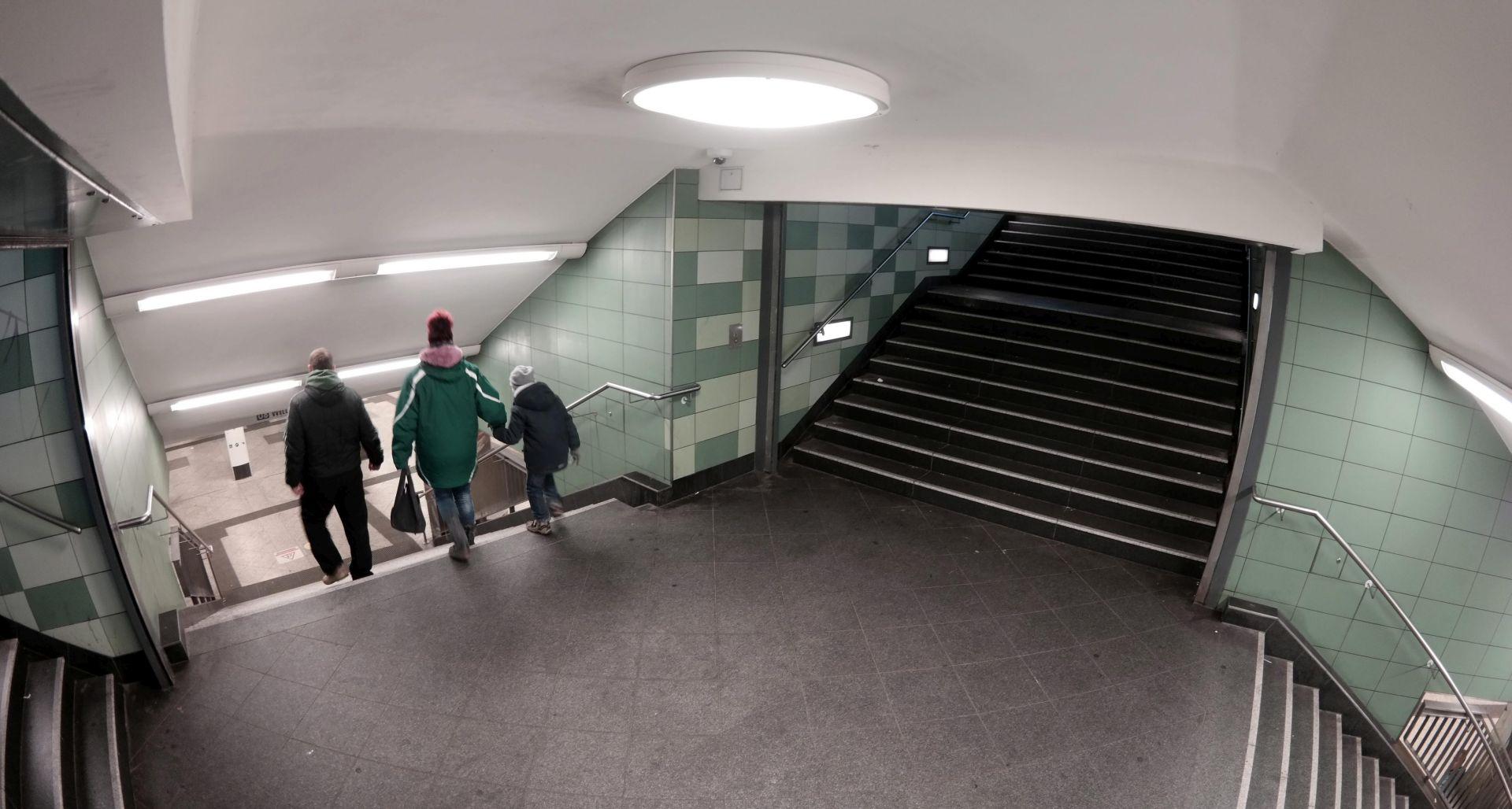 Uhićen napadač iz berlinske podzemne željeznice