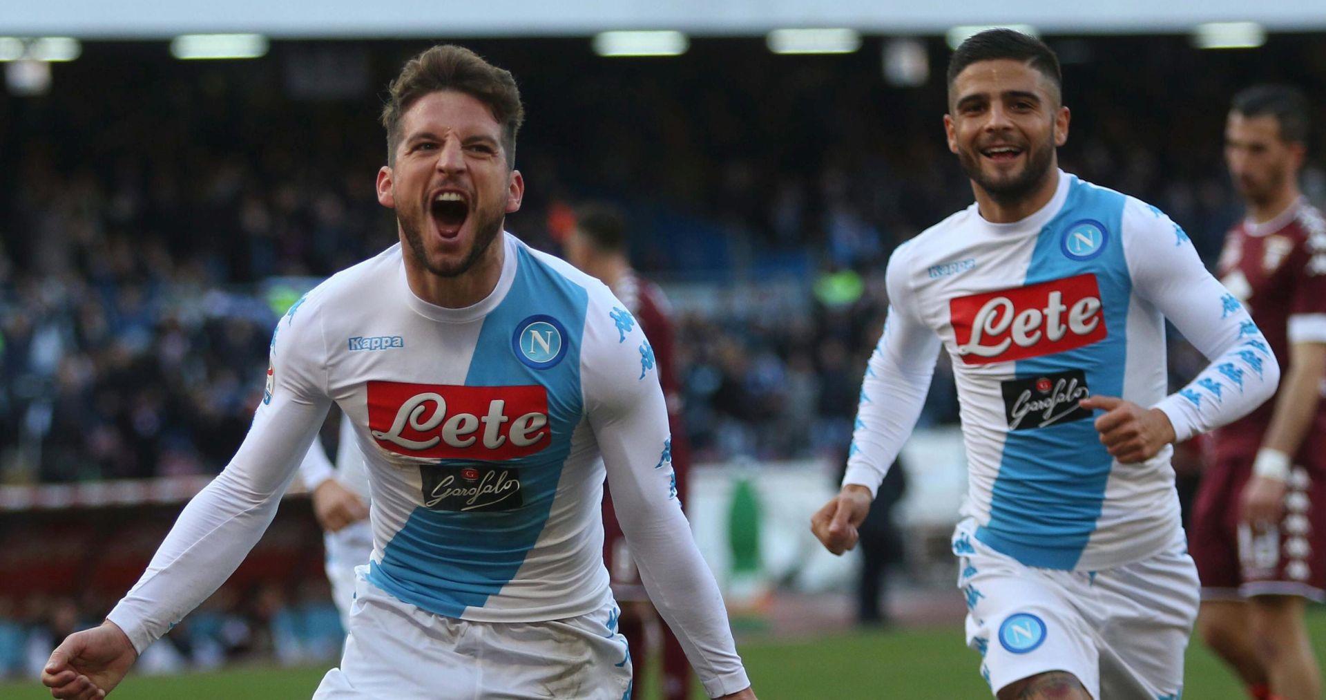 VIDEO: SERIE A Četiri gola Mertensa u slavlju Napolija nad Torinom