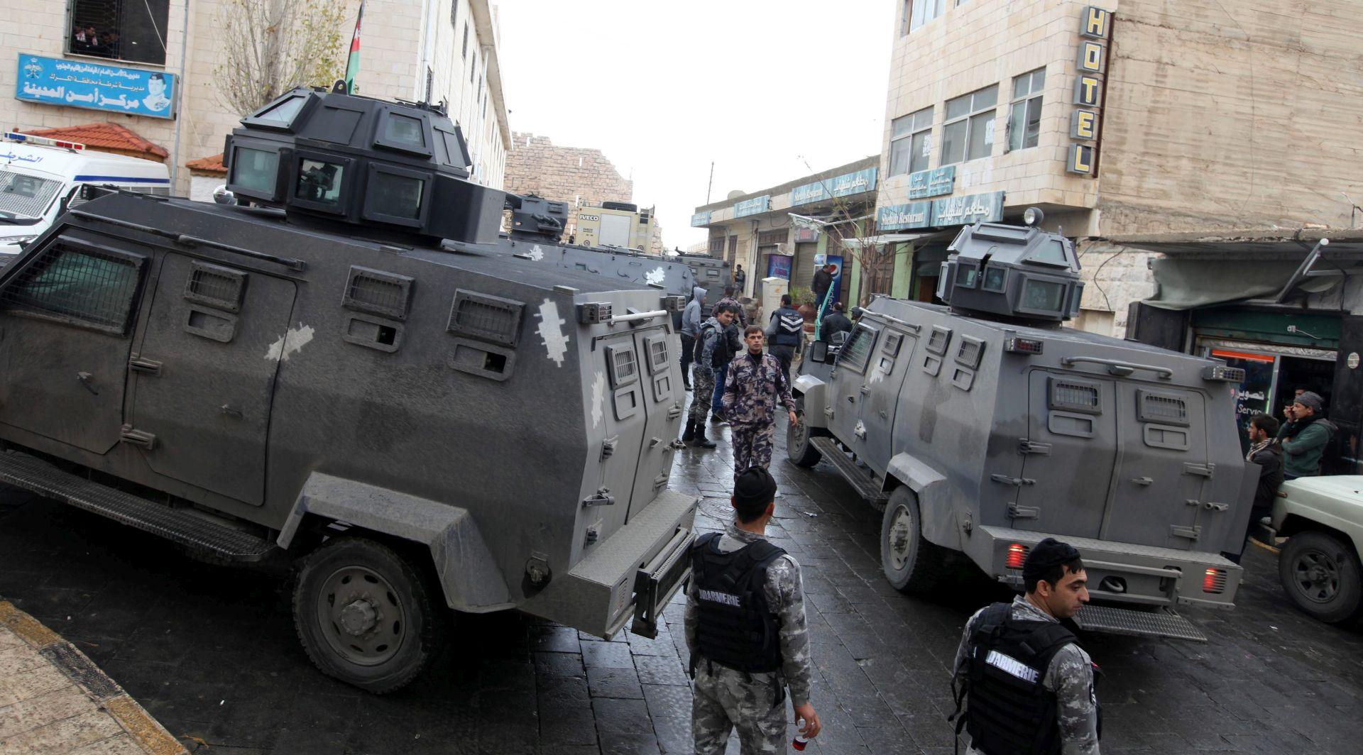 JORDAN Nova pucnjava u Karaku, ubijena četiri pripadnika sigurnosnih snaga