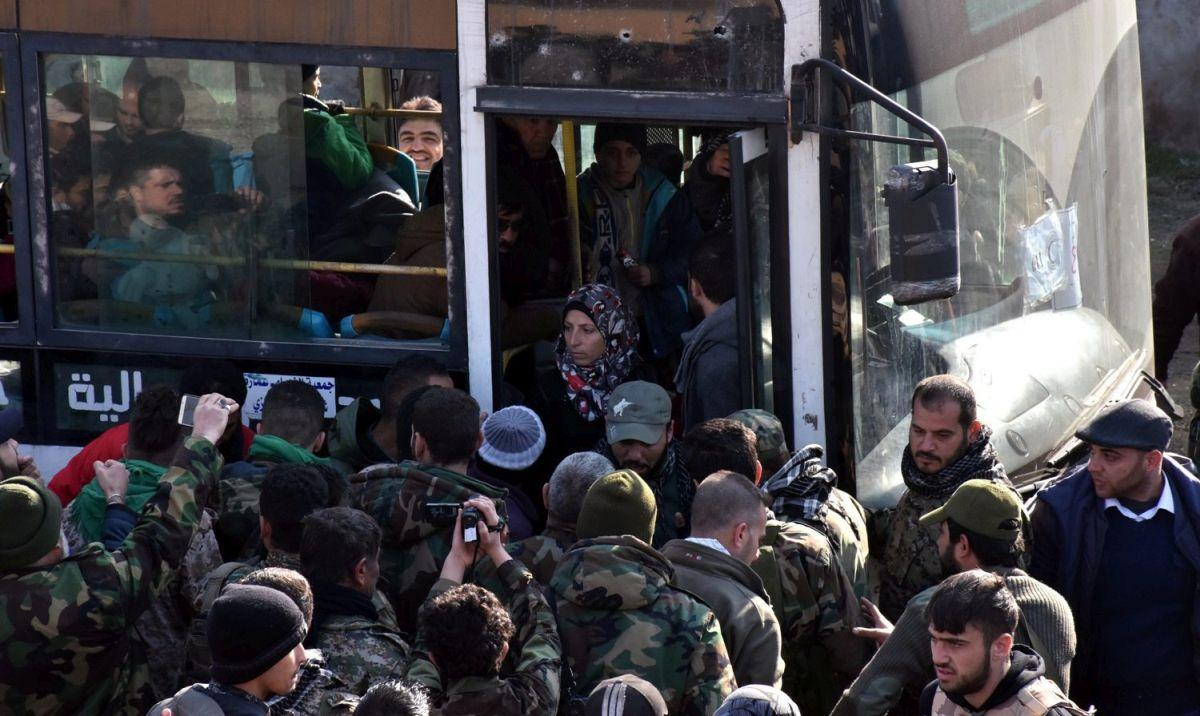 Sirijska vojska zauzela cijeli Alep