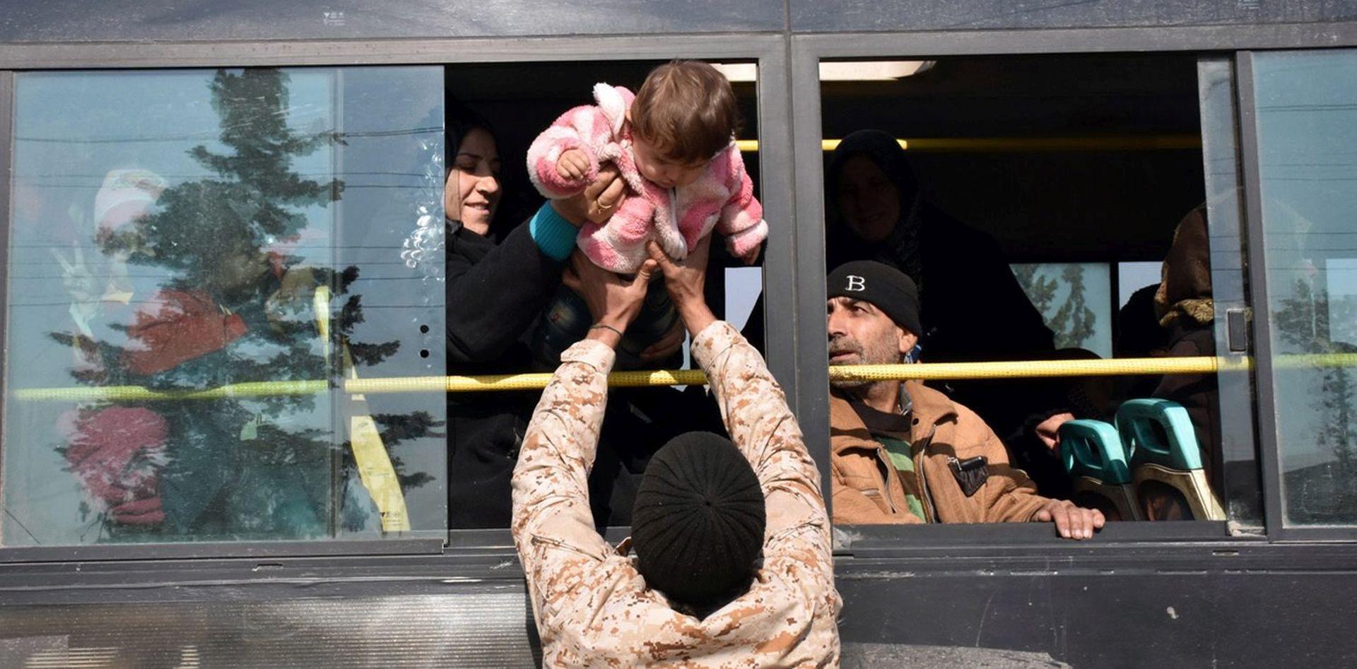 SIRIJA Krenula posljednja faza evakuacije iz istočnog Aleppa