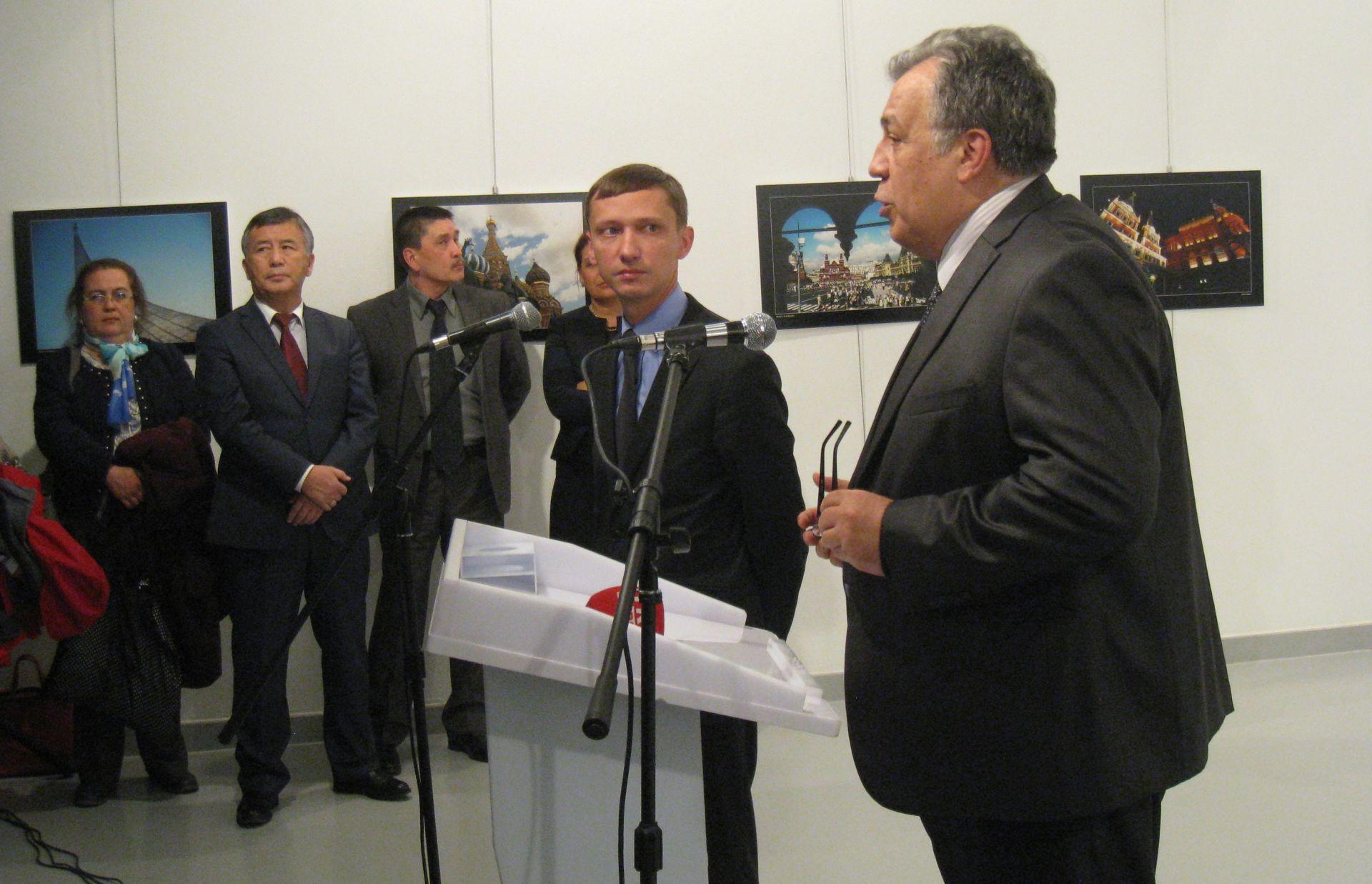 TURSKA Šest osoba uhićeno nakon ubojstva ruskog veleposlanika