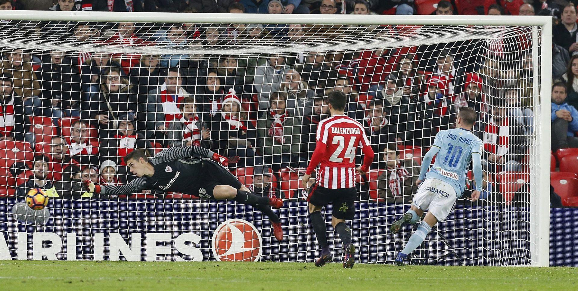 Athletic Bilbao do pobjede u sudačkoj nadoknadi