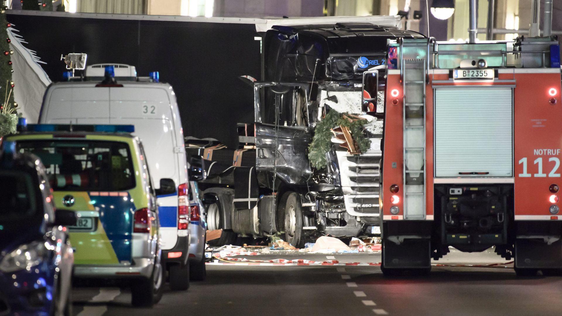 BERLIN Policija uhitila 40-godišnjeg Tunižanina, vjeruju da je pomagao Amriju