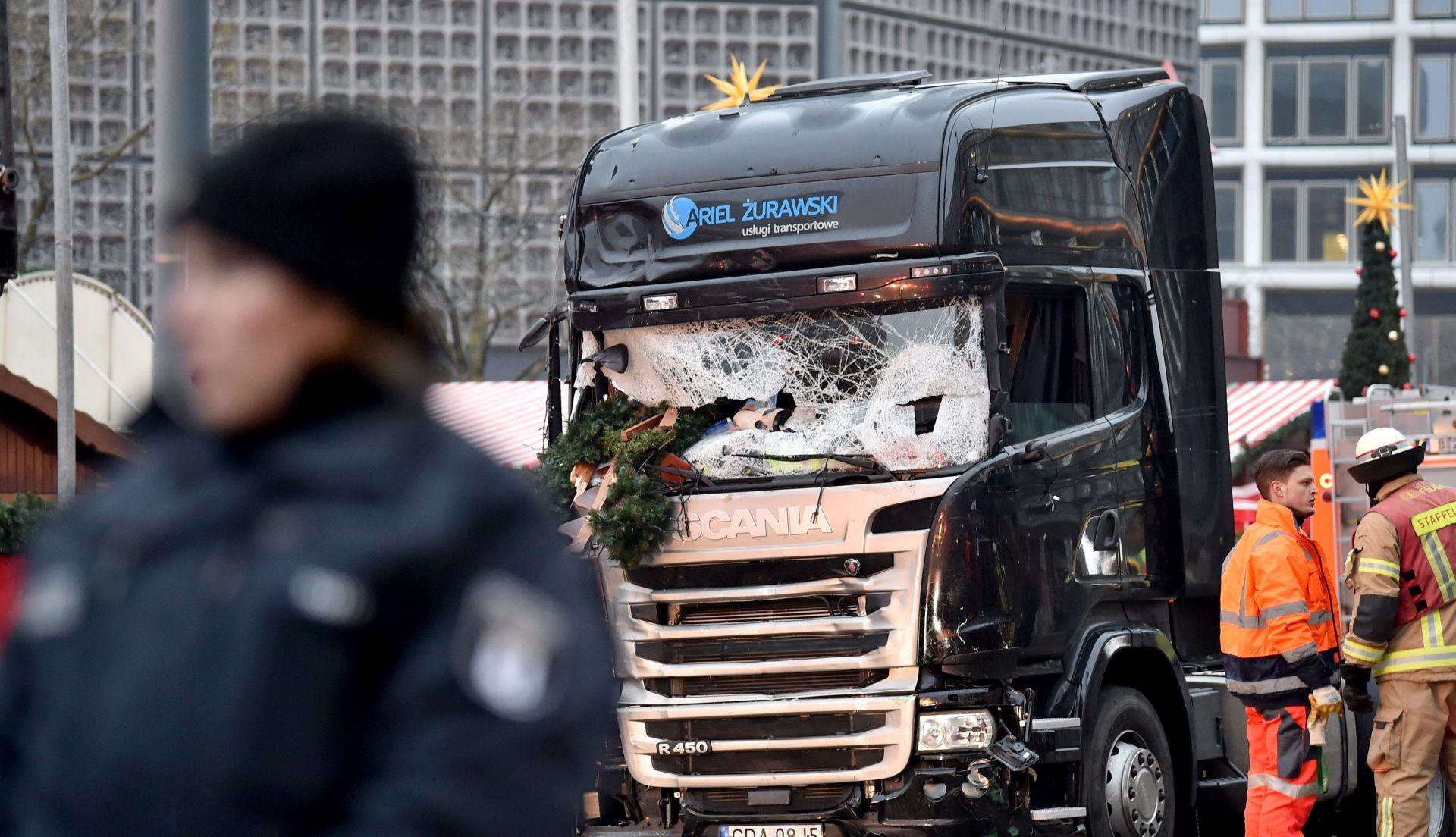 Poljski vozač jučer je izboden i upucan u Berlinu