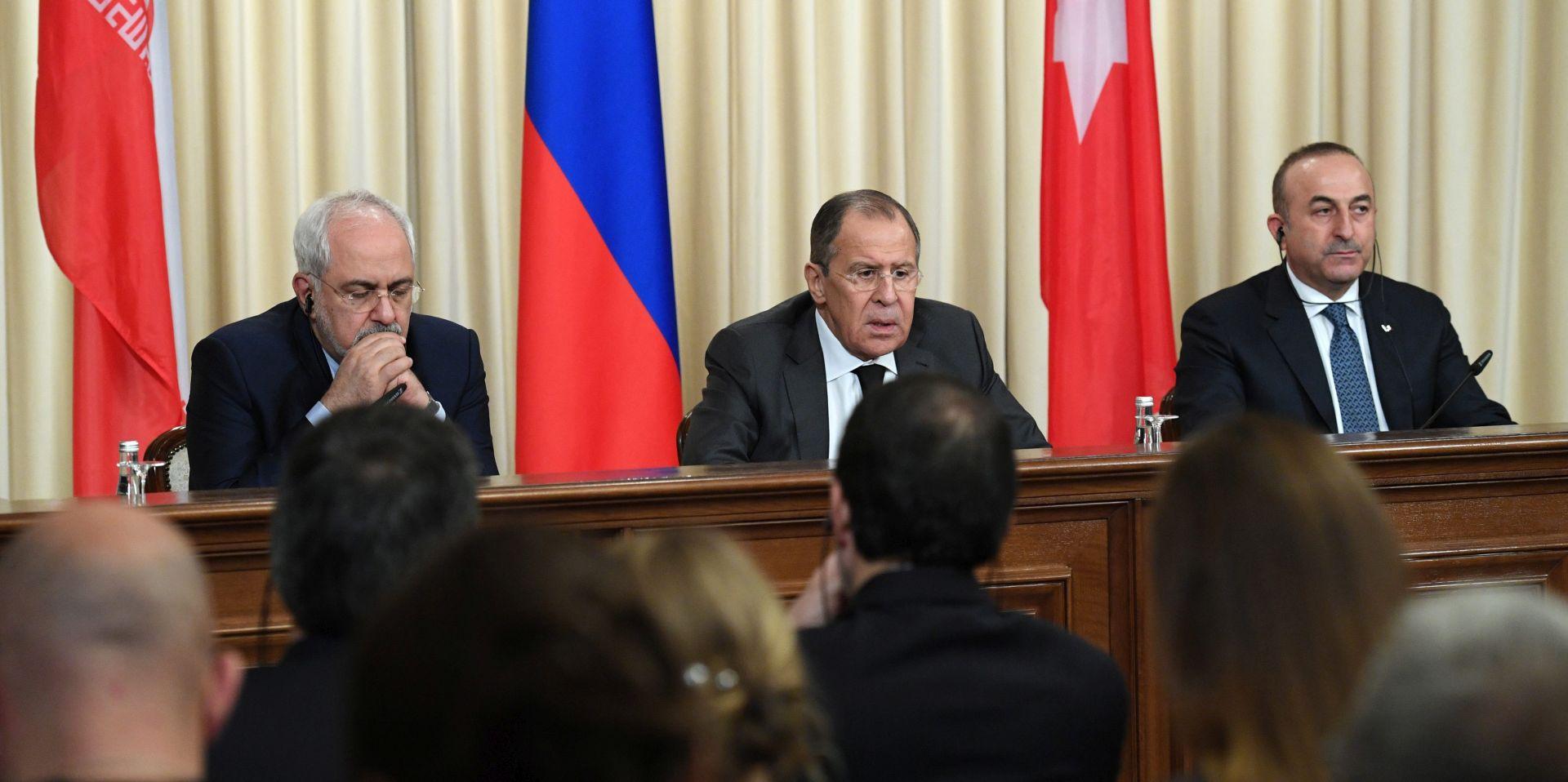 Sirijska oporba prihvaća pregovore u Astani, Turska i Rusija pozivaju i SAD