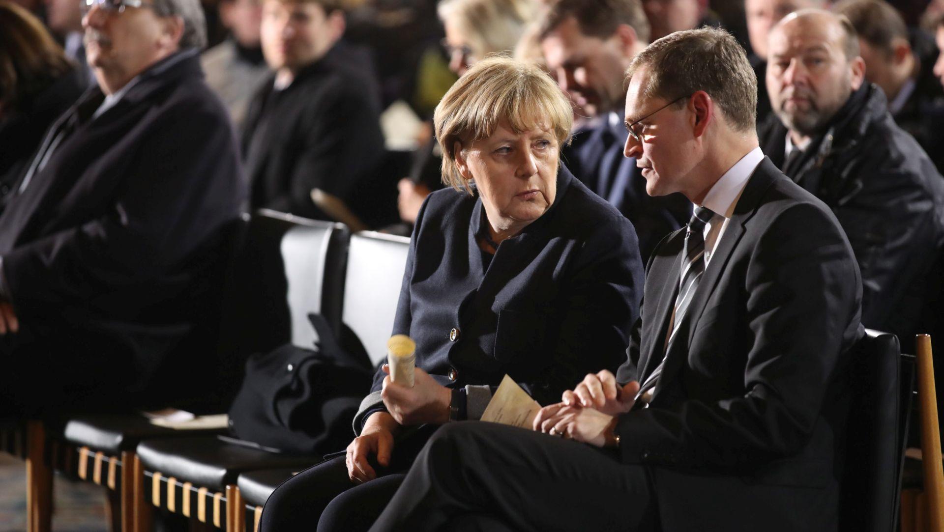 Merkel razgovarala s europskim čelnicima o napadu na božićni sajam