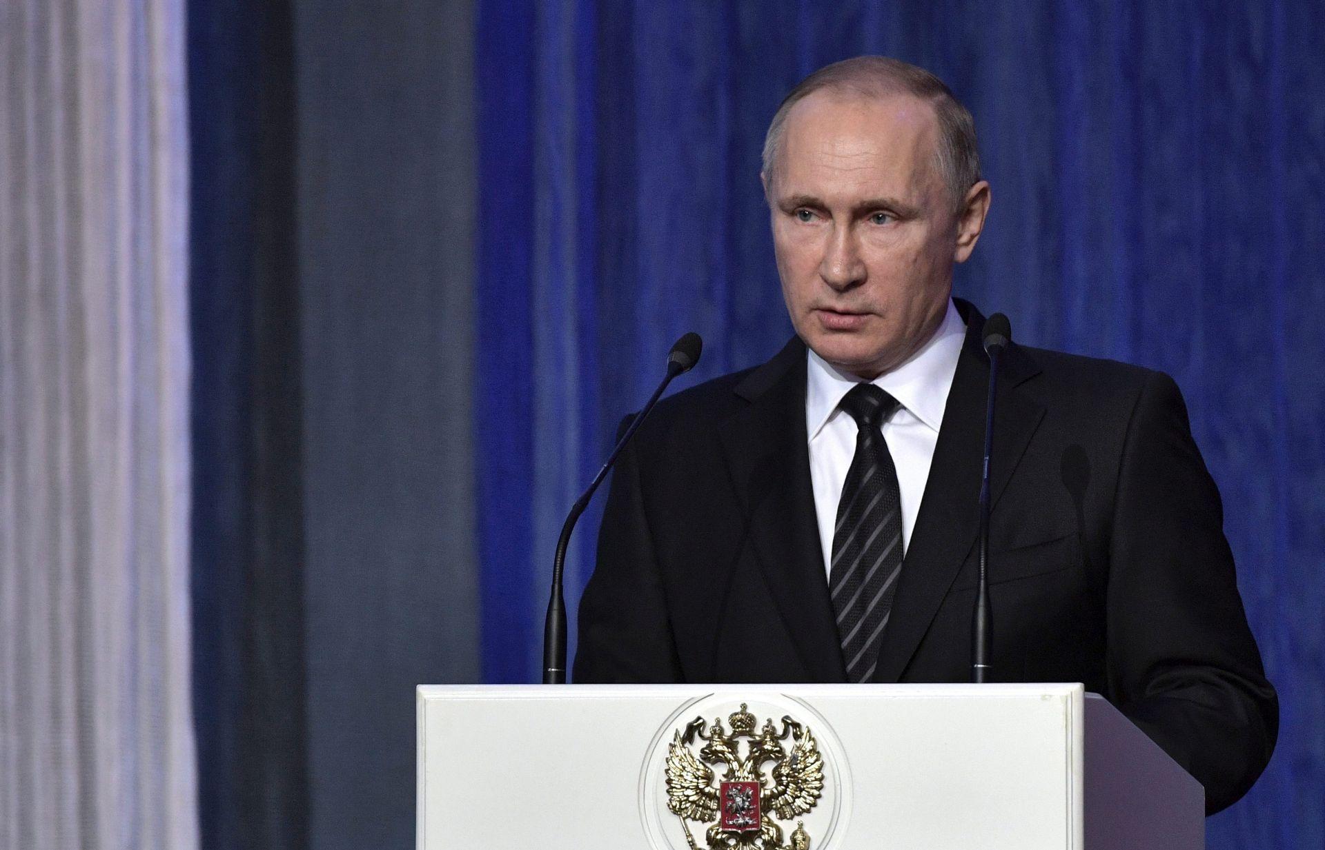 Putin i Trump dogovorili razvoj ravnopravnih odnosa