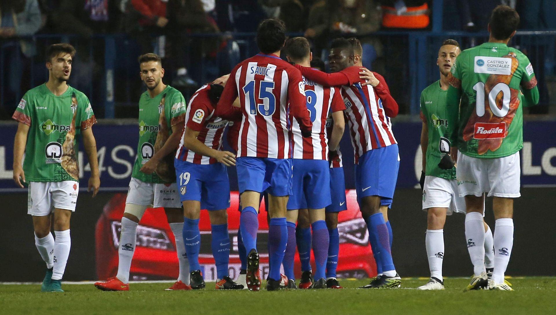 PRIMERA Pobjede Atletica, Villarreala i Athletica