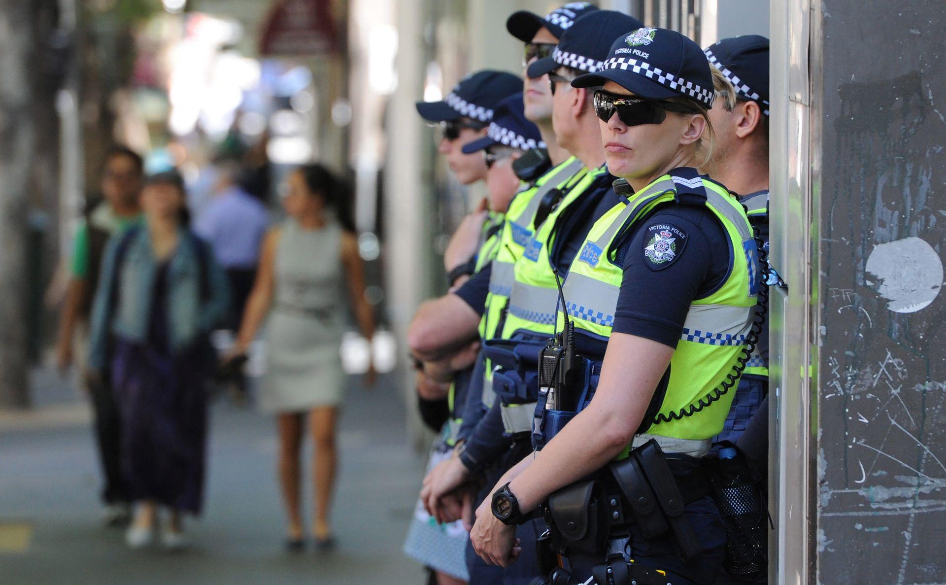 AUSTRALIJA Spriječen teroristički napad na Melbourne, uhićeno pet osoba