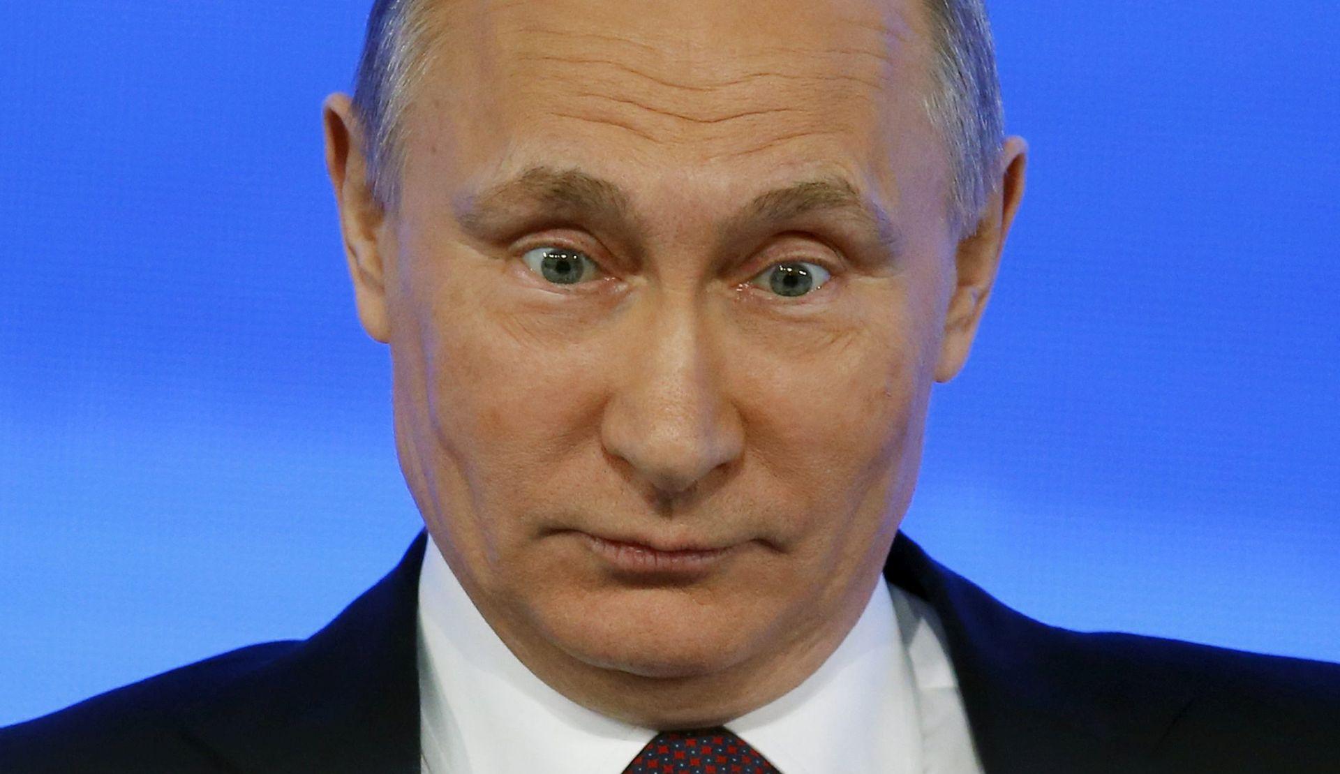 PUTIN SE RASPIŠTOLJIO Rusija u Siriji bacila 'Oca svih bombi'?