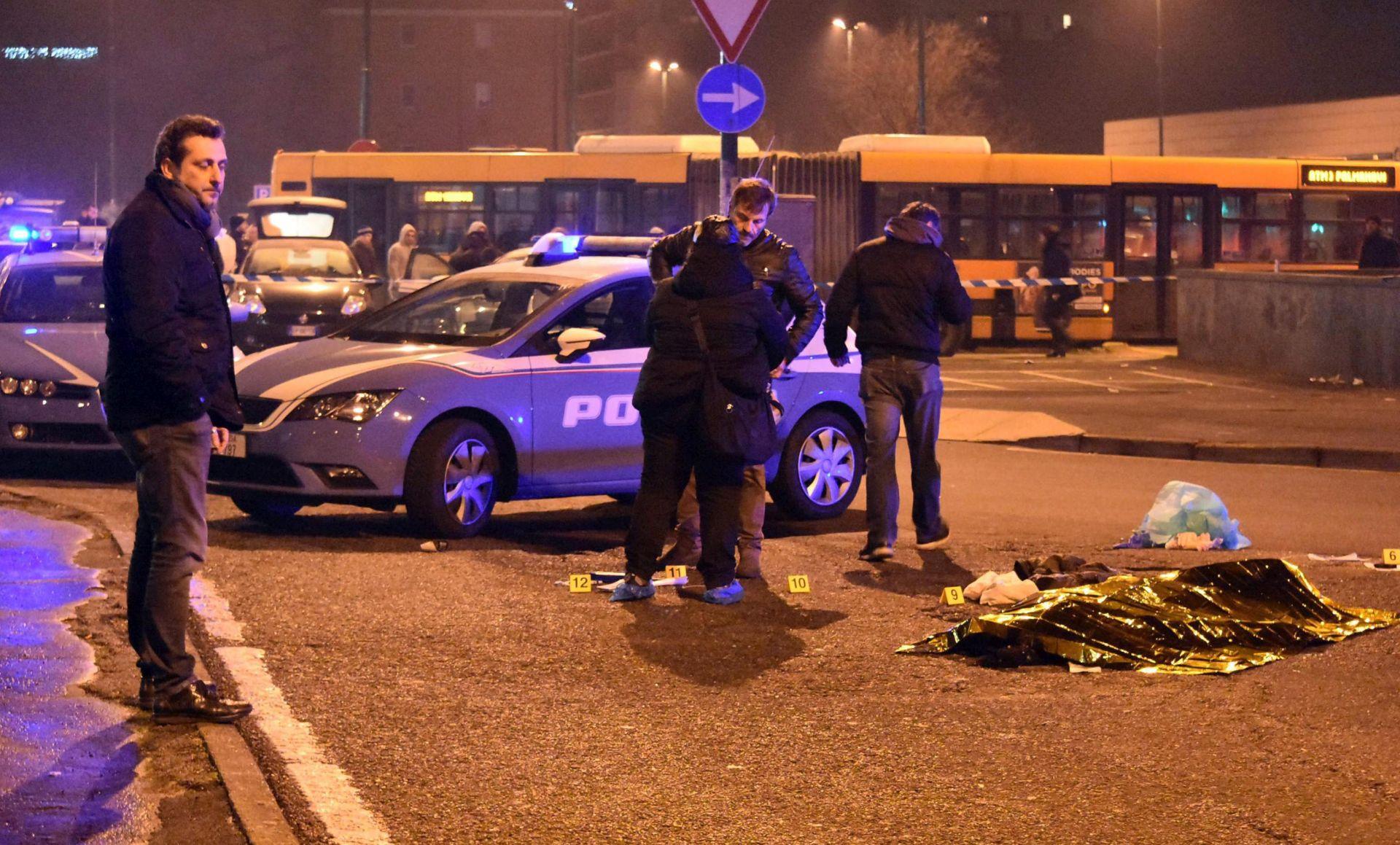 Talijanski policajac koji je ubio Amrija u velikoj je opasnosti