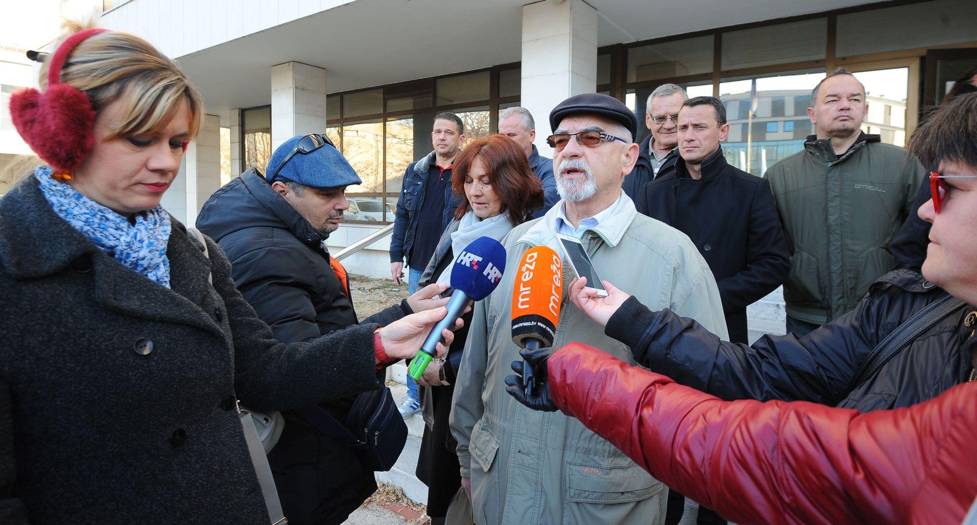 Splitski branitelji: Nezakonit odnos pravosuđa prema optuženima u slučaju Lora