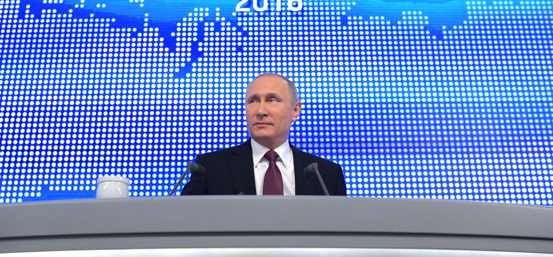 """PUTIN """"Rusija je jača od bilo kojeg potencijalnog agresora"""""""