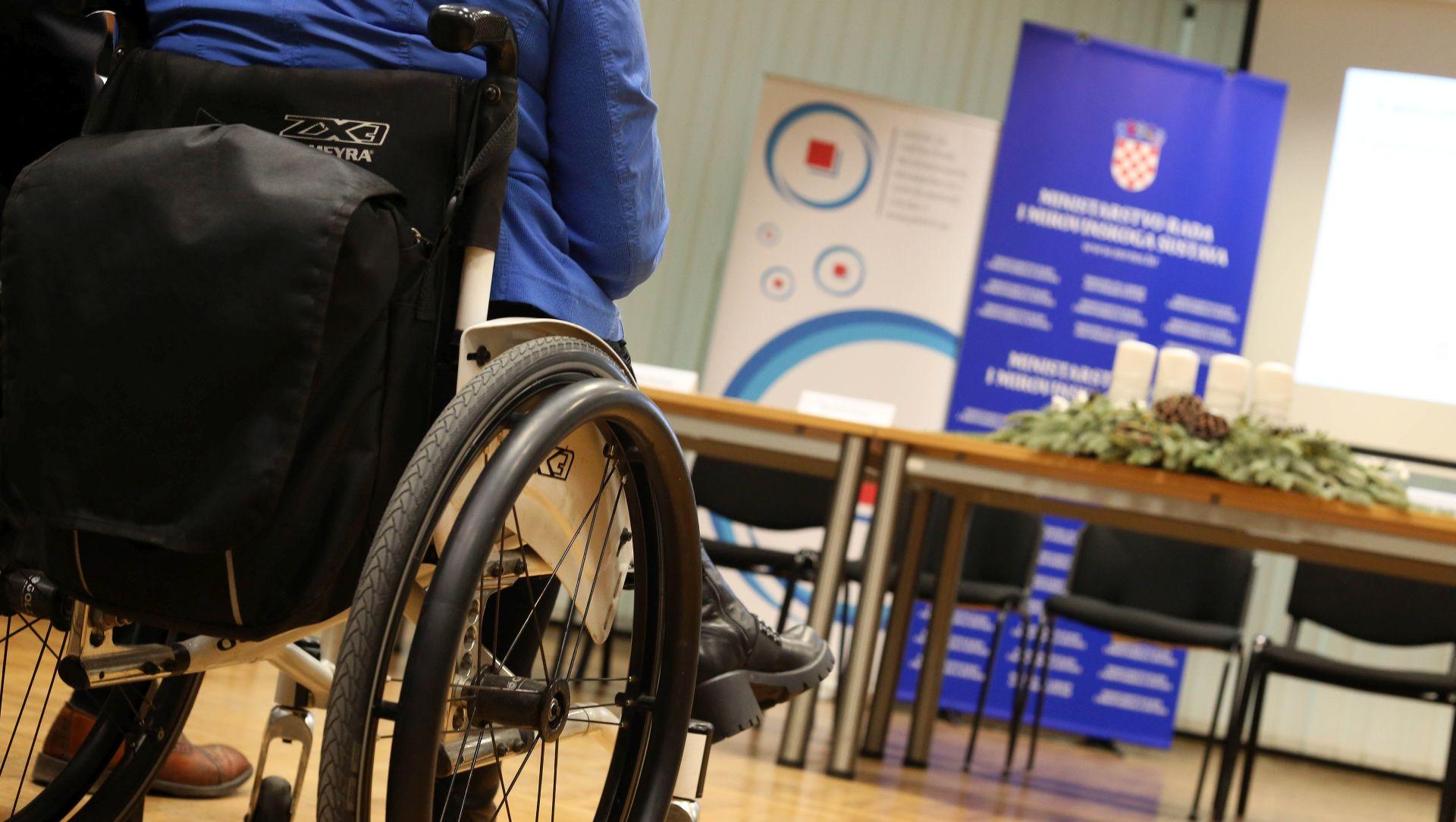 Potpisani ugovori o sufinanciranju programa za otvaranje novih radnih mjesta za osobe s invaliditetom