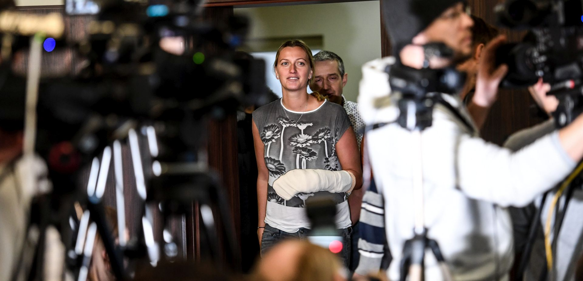 Petra Kvitova odlučna u povratku tenisu nakon napada i operacije