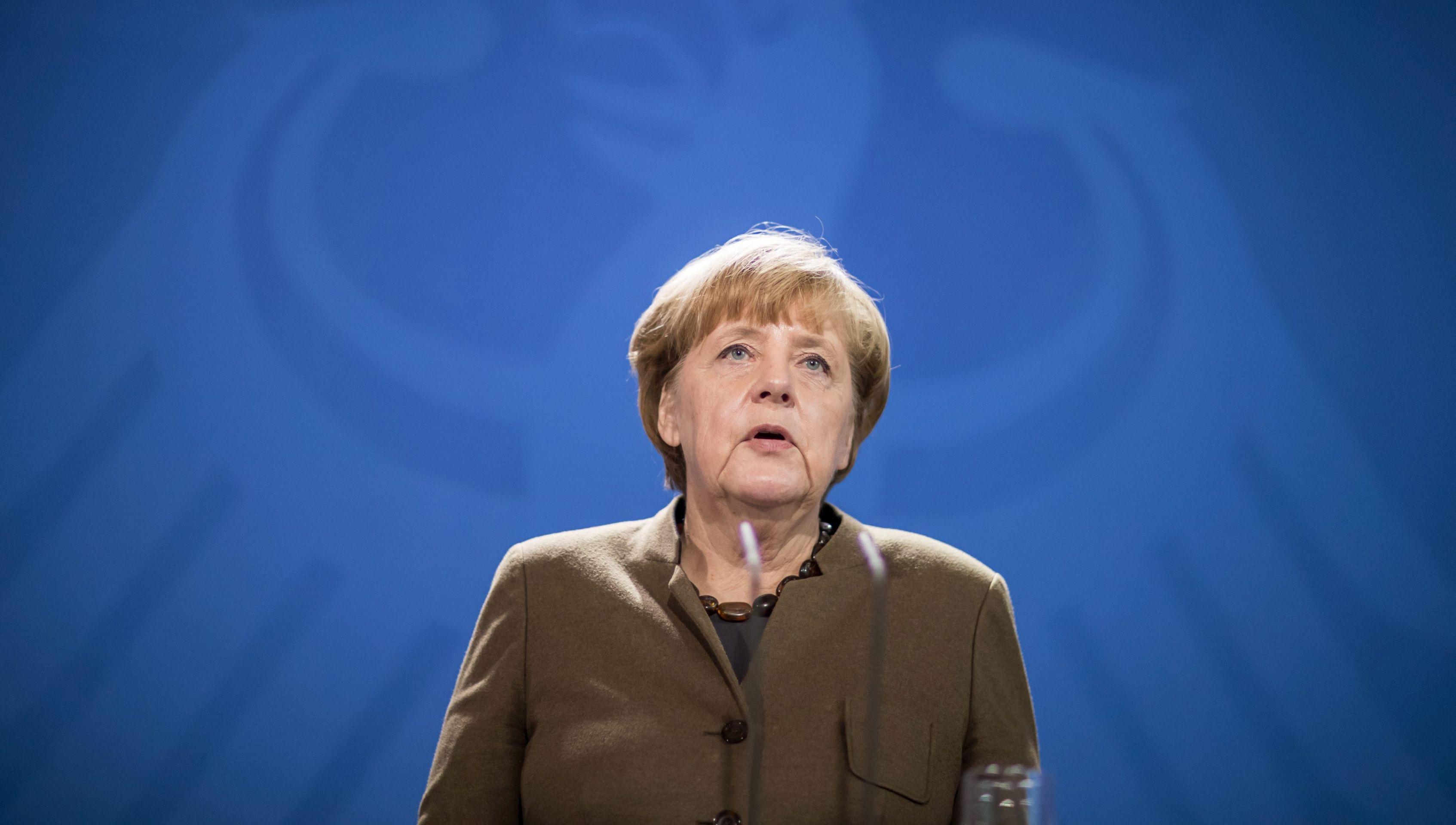 Merkel izrazila razumijevanje za američki napad na Siriju