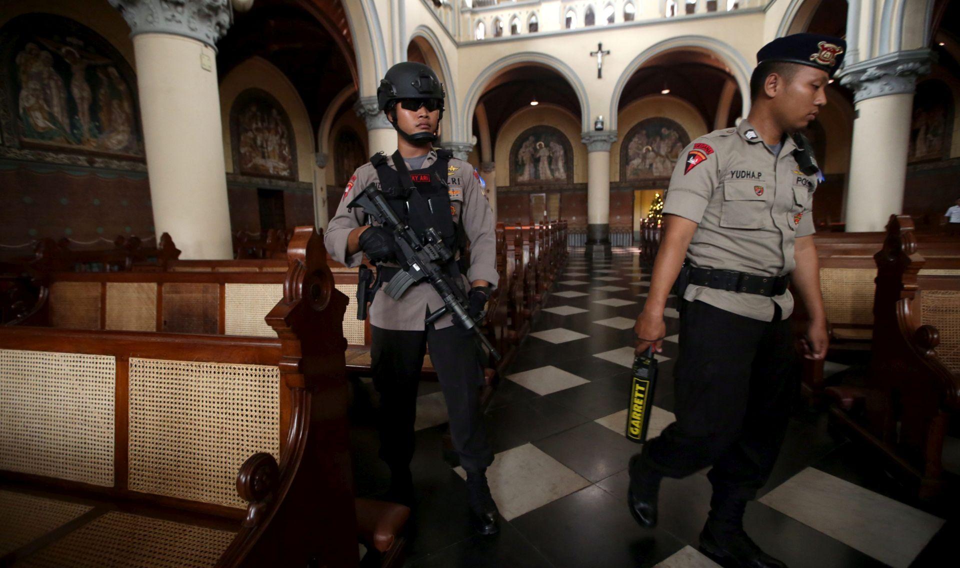 Indonezijska policija ubila dva militanta za vrijeme racije na Javi