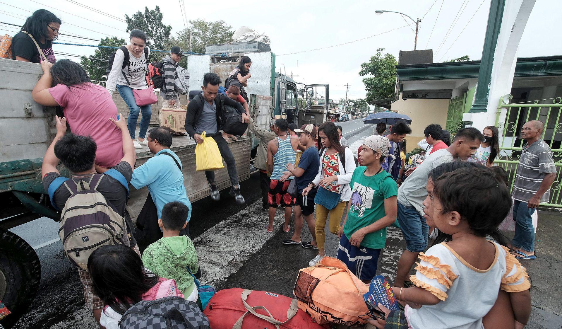Tajfun Nock-ten prijeti Filipinima