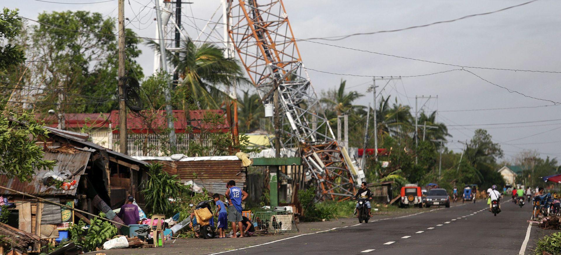 Snažan potres u blizini Filipina, rizik od opasnih valova