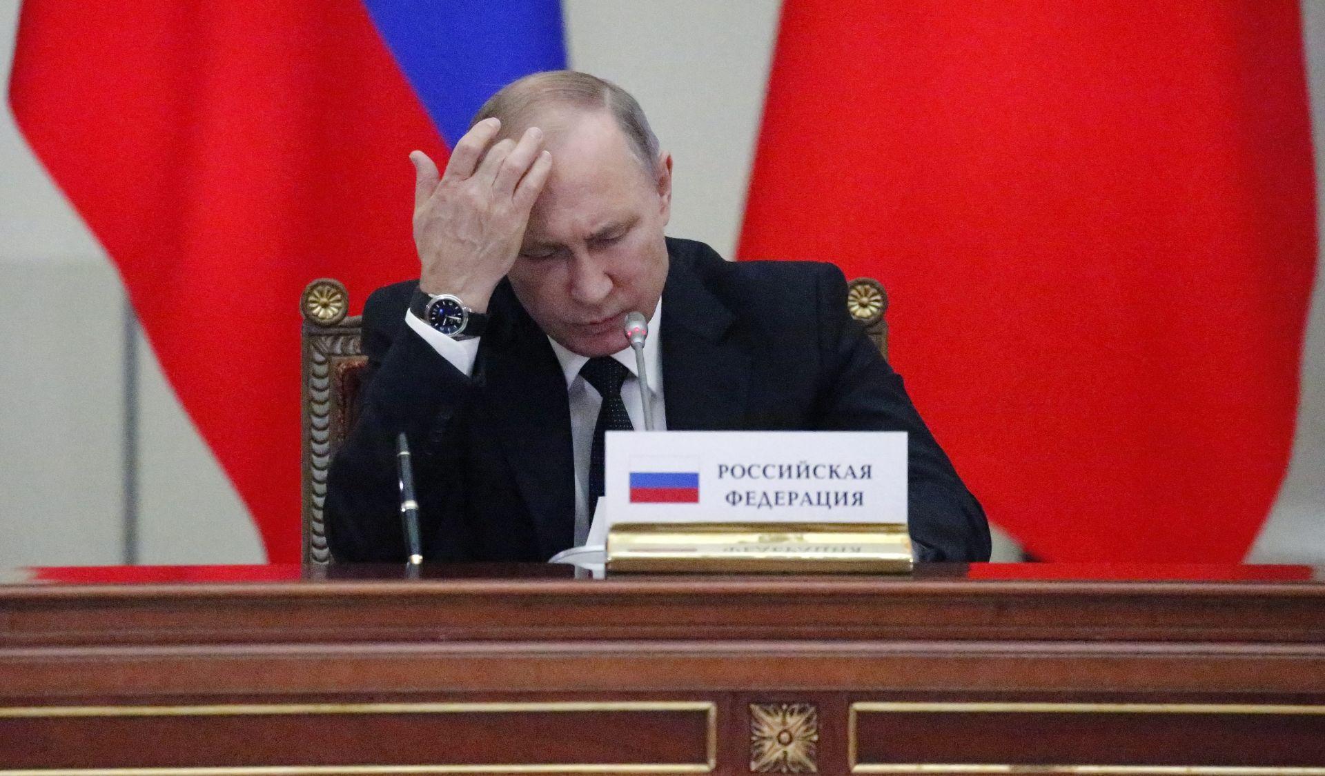 Turska i Rusija dogovaraju se o budućnosti 'suverene' Sirije