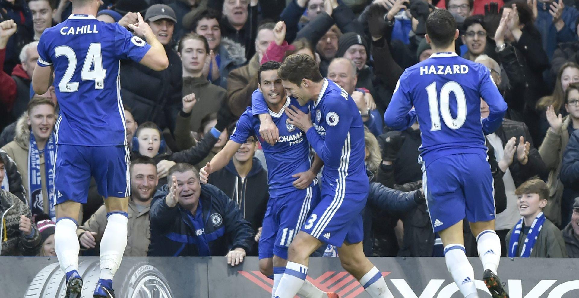 Chelsea – Warford 4-3