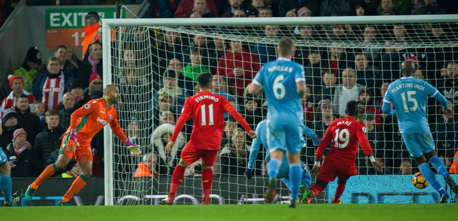 Uvjerljiva pobjeda Liverpoola