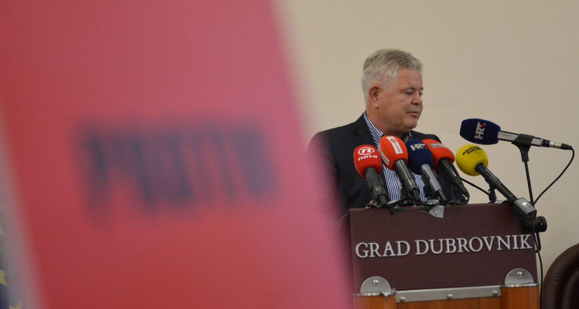 DUBROVNIK Nije prošla odluka o privremenom financiranju, stiže povjerenik Vlade