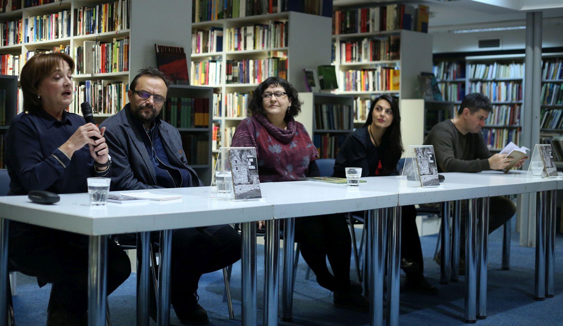 Mate Matišić predstavio knjigu drama 'Ljudi od voska'