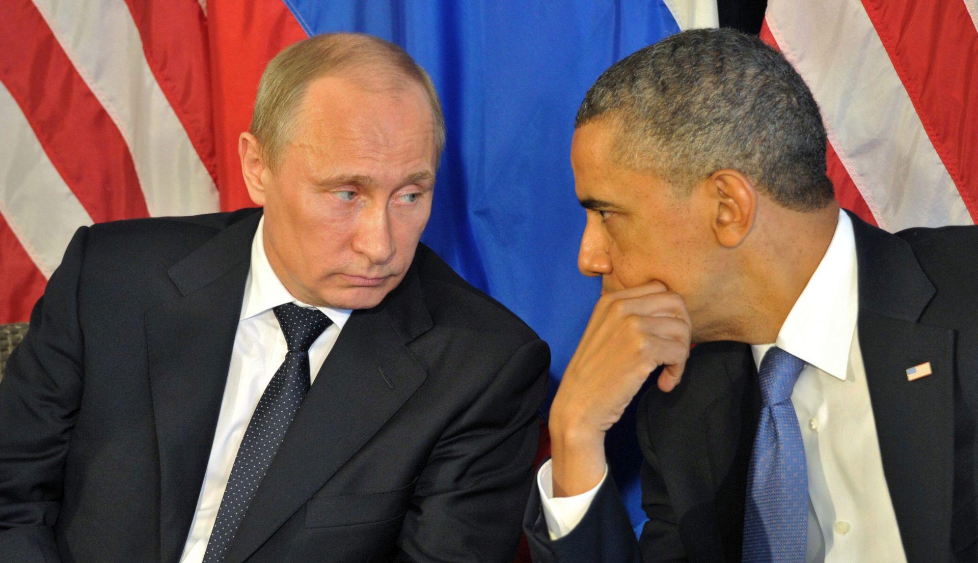 """ODGOVOR NA PROTJERIVANJE DIPLOMATA Putin: """"Nećemo se srozati na američku razinu"""""""