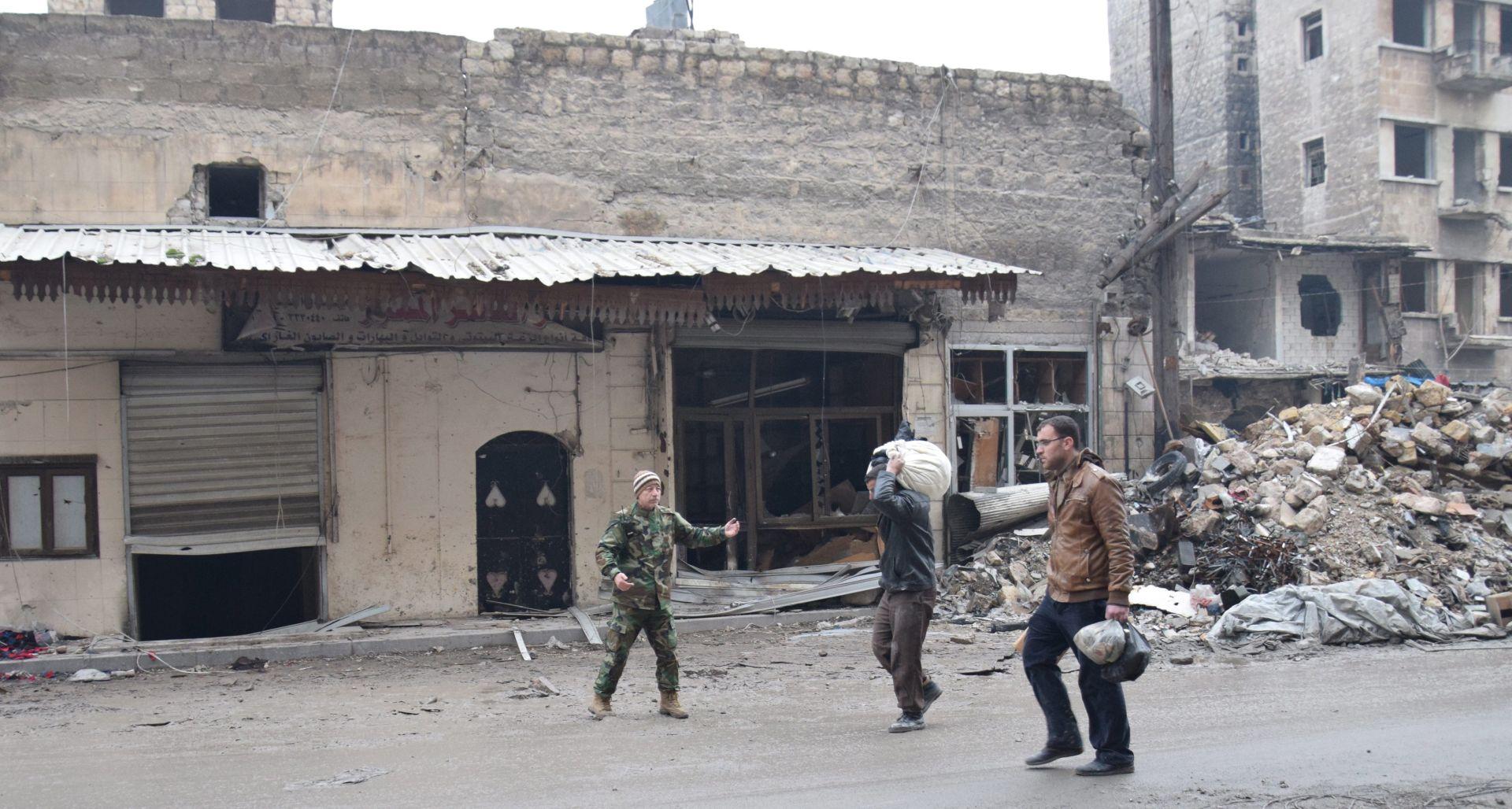 Sirijski pobunjenici prijete da će prekinuti primirje