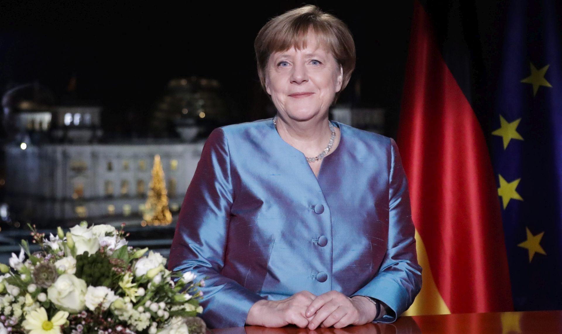 Najveći test za Njemačku je islamski terorizam – kancelarka Merkel