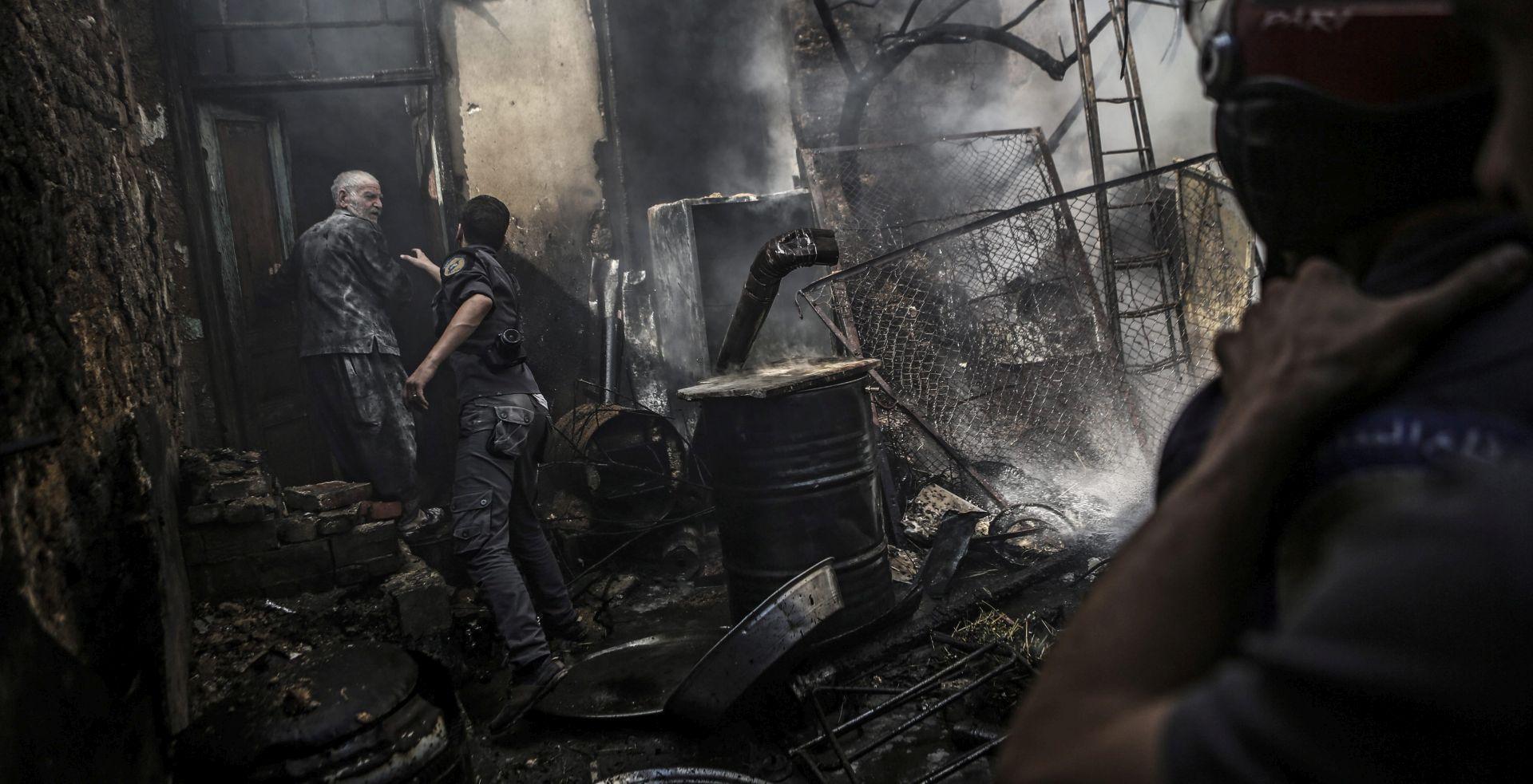 SIRIJA U 2016. poginulo 49.000 ljudi, pobunjenici prijete prekidom primirja